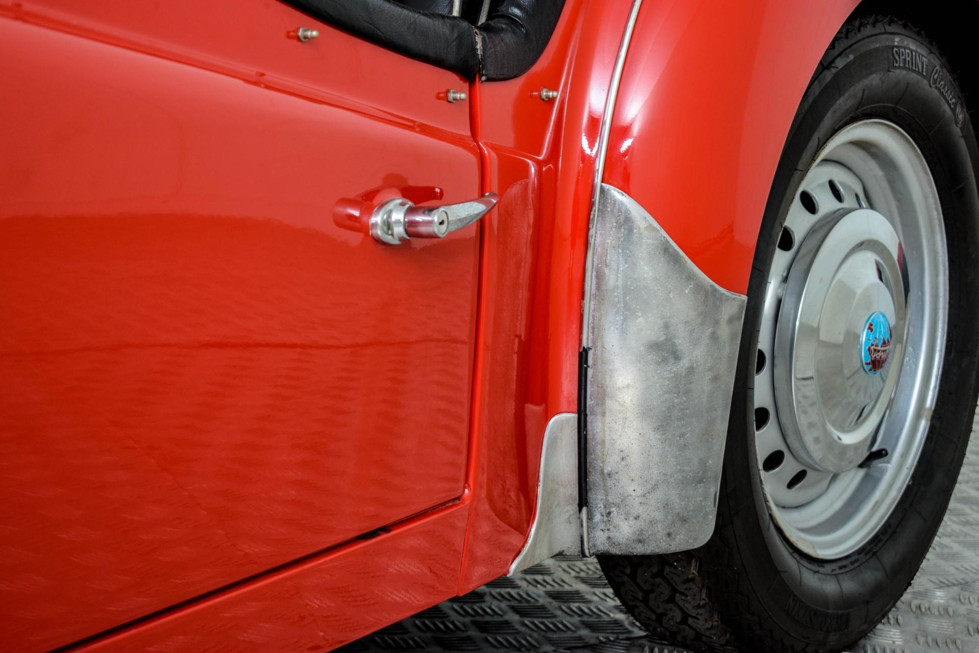 Triumph TR3 TR3A  Foto 42