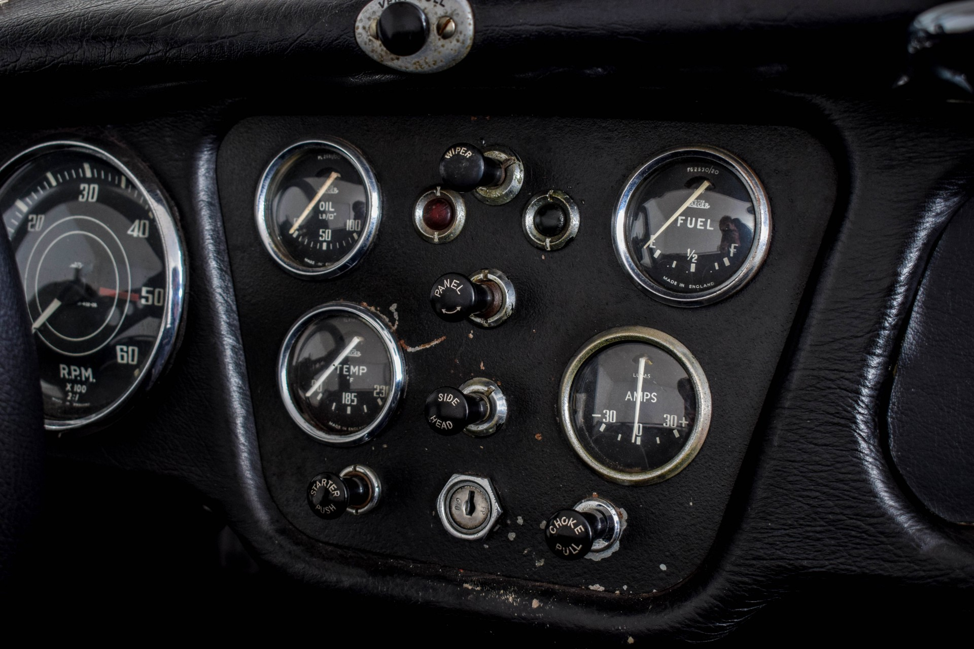 Triumph TR3 TR3A  Foto 51