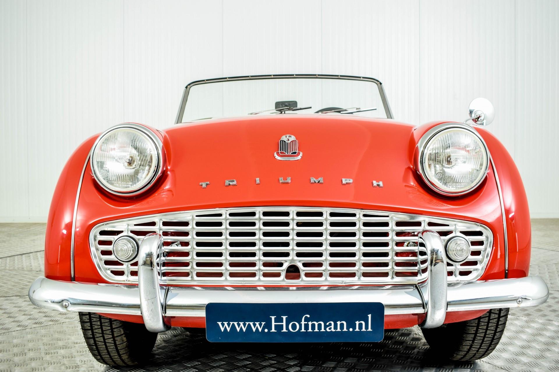 Triumph TR3 TR3A  Foto 52