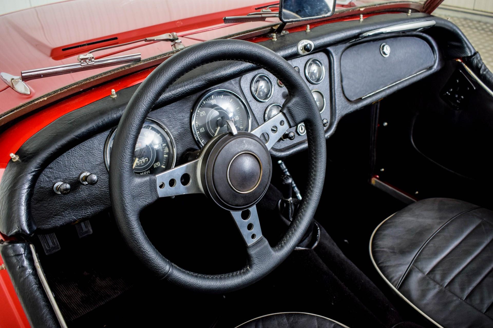 Triumph TR3 TR3A  Foto 54