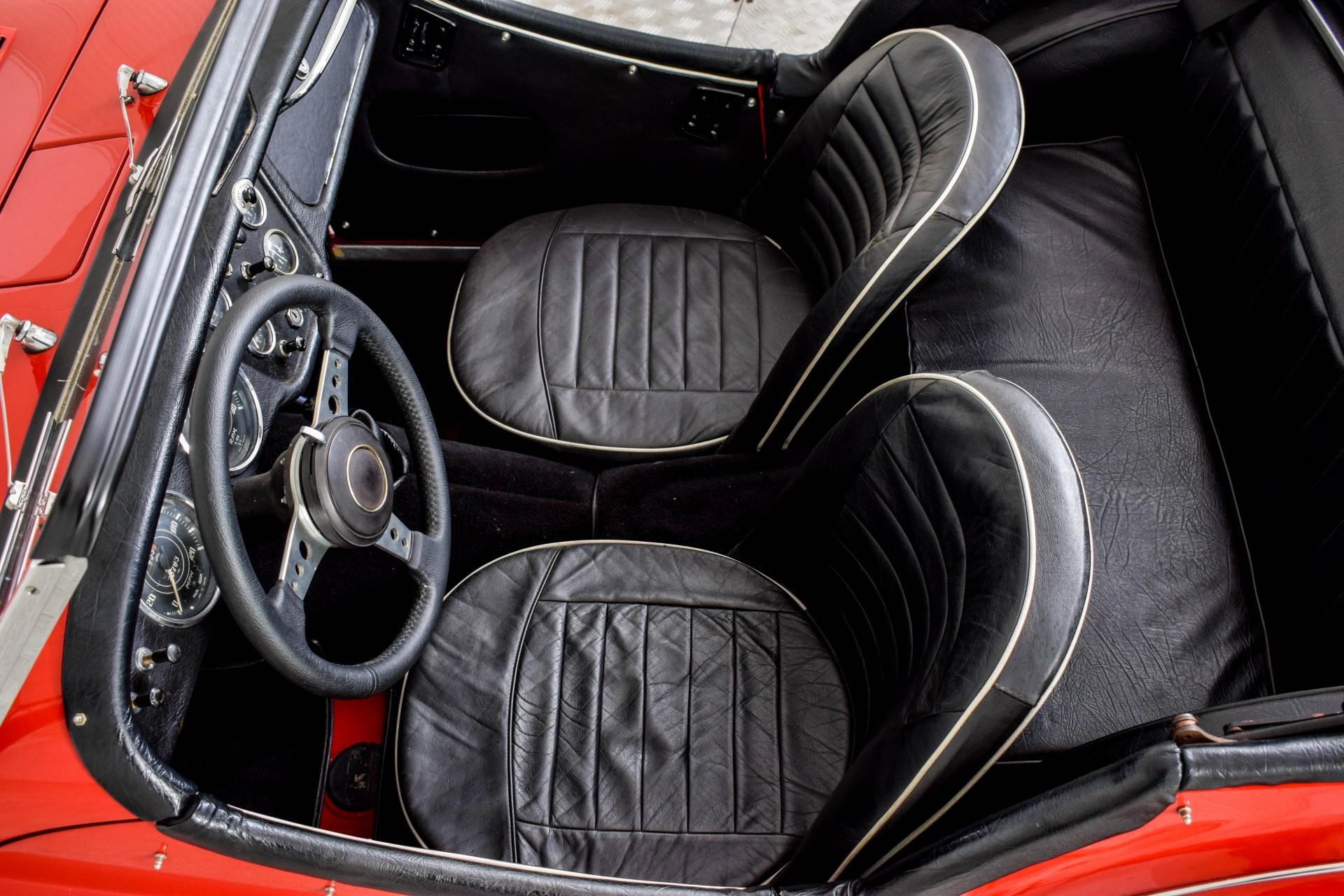 Triumph TR3 TR3A  Foto 55
