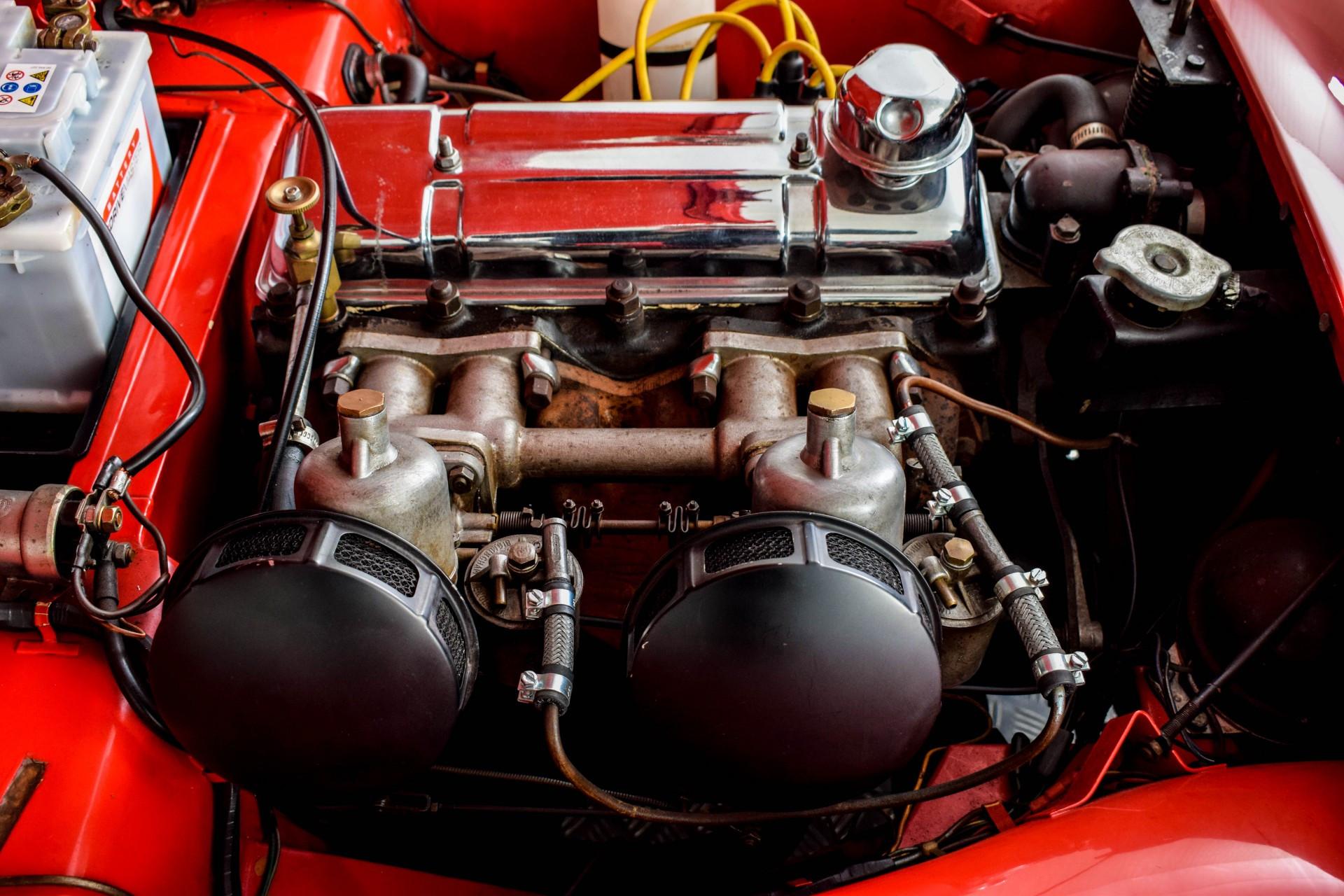 Triumph TR3 TR3A  Foto 59