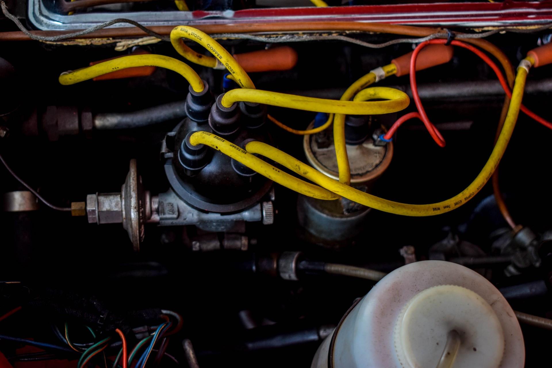 Triumph TR3 TR3A  Foto 61