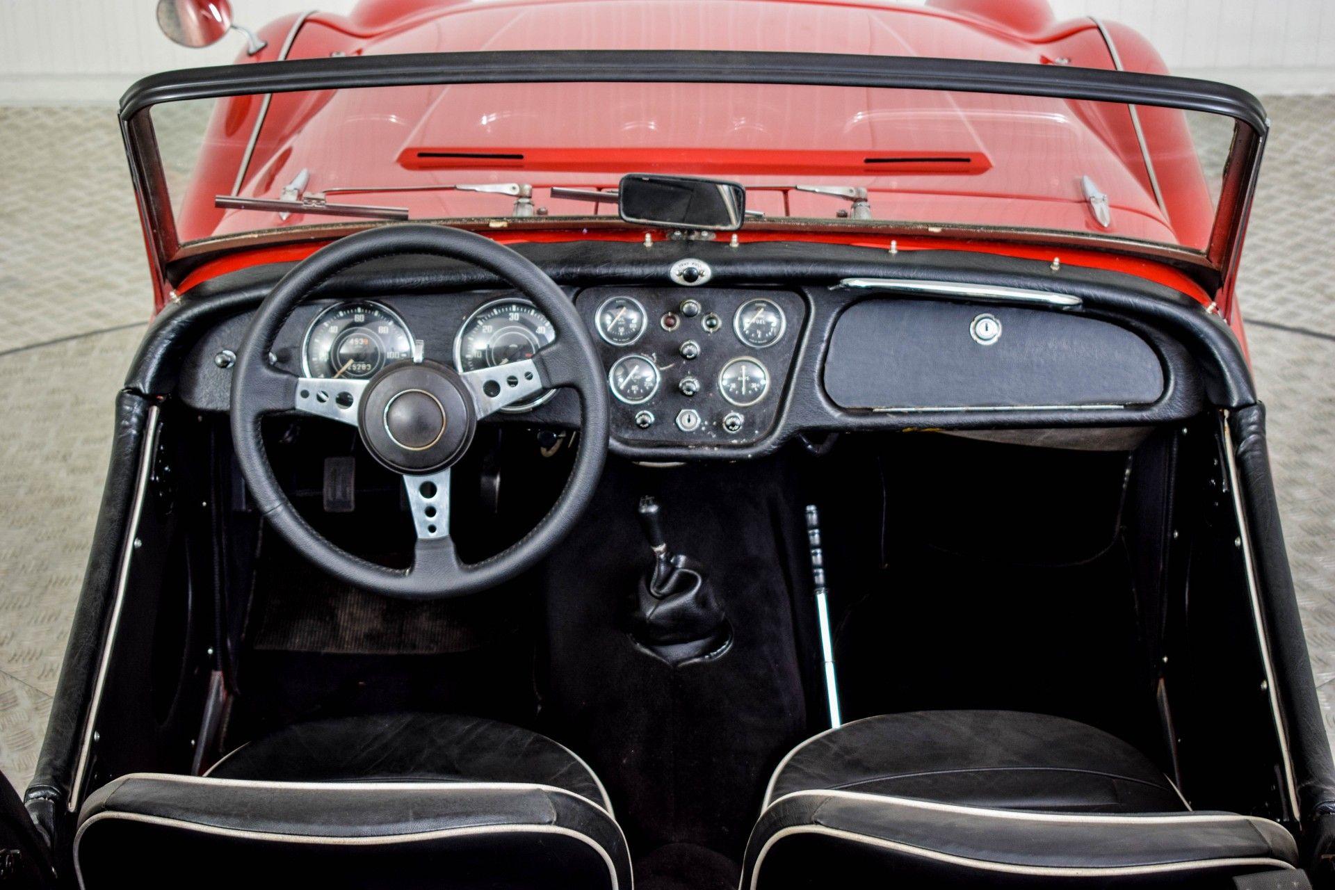 Triumph TR3 TR3A  Foto 7