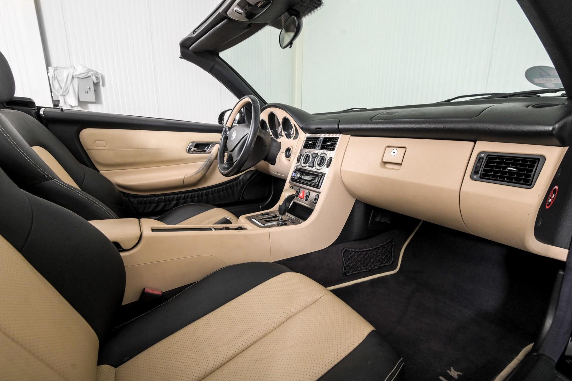 Mercedes-Benz SLK 230 K. Foto 10