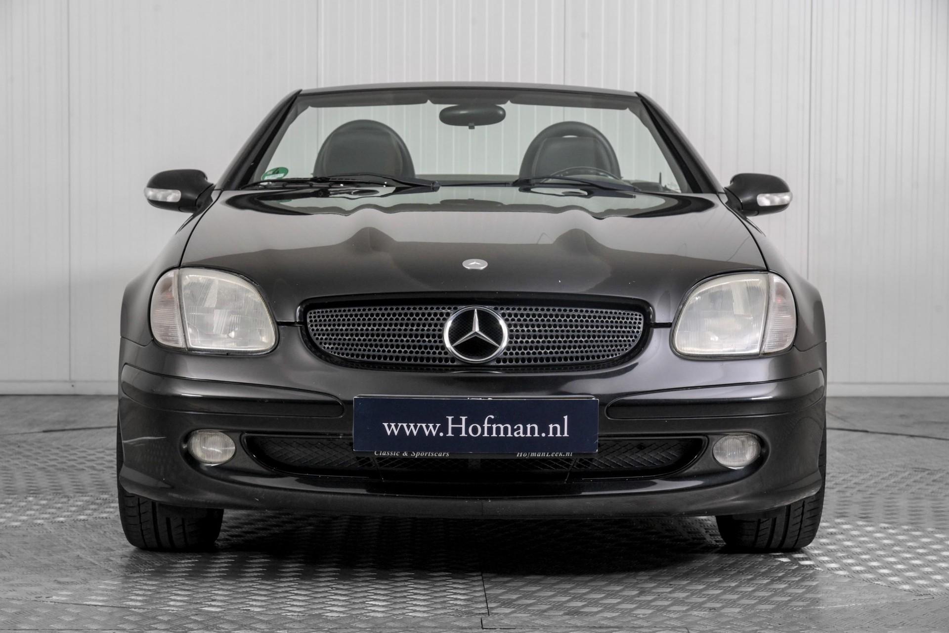 Mercedes-Benz SLK 230 K. Foto 11