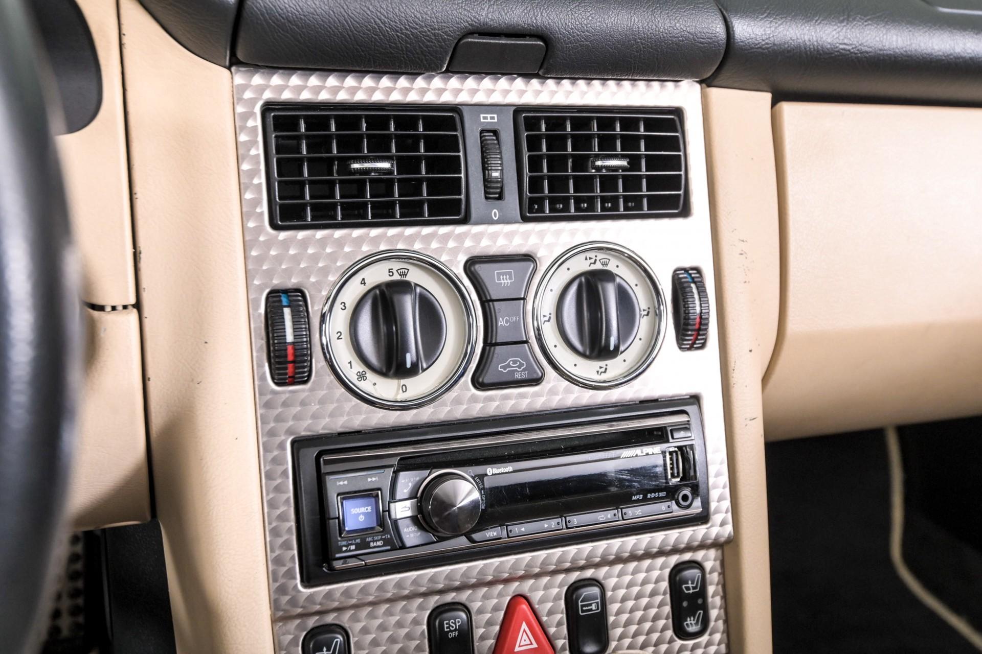 Mercedes-Benz SLK 230 K. Foto 17