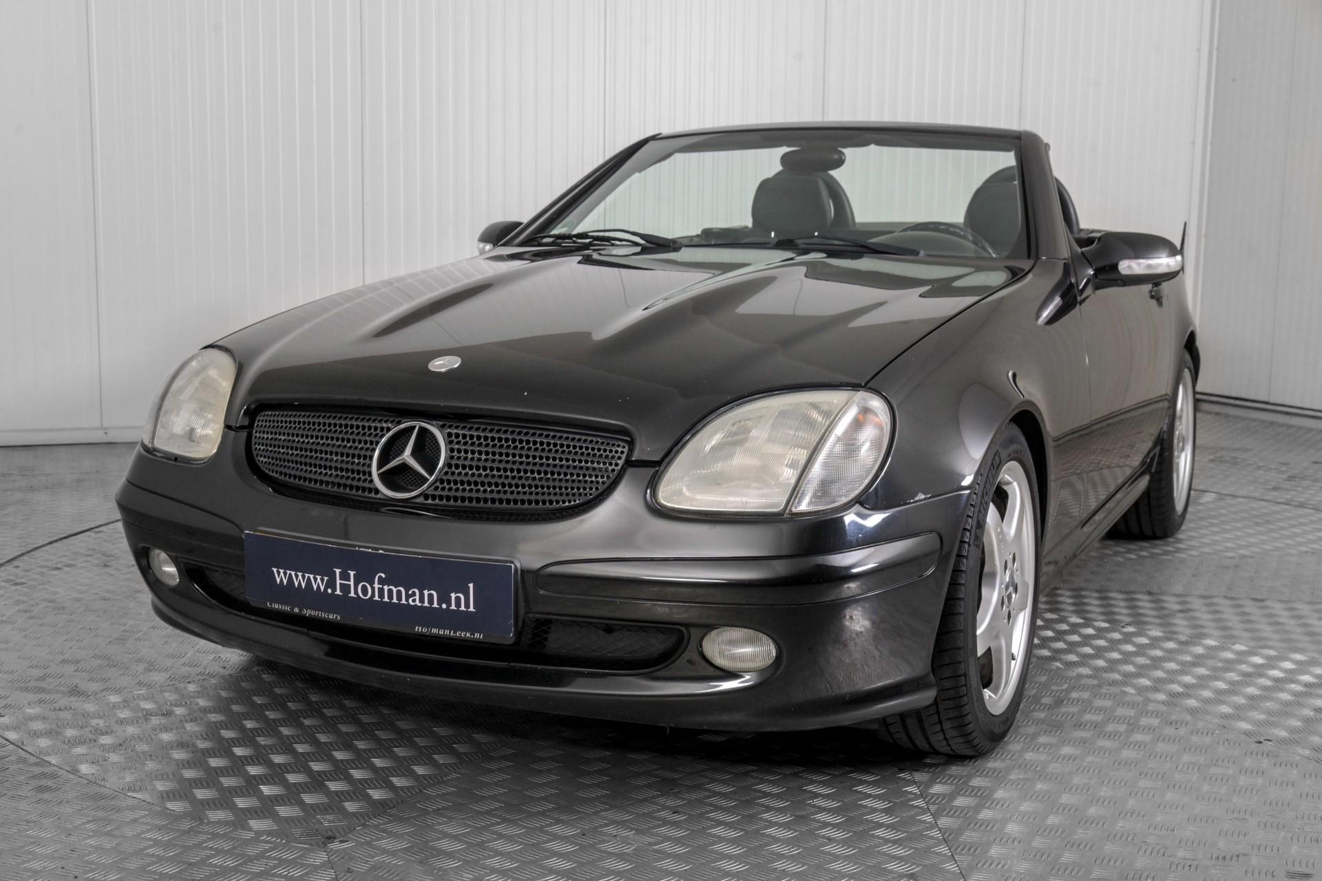 Mercedes-Benz SLK 230 K. Foto 19