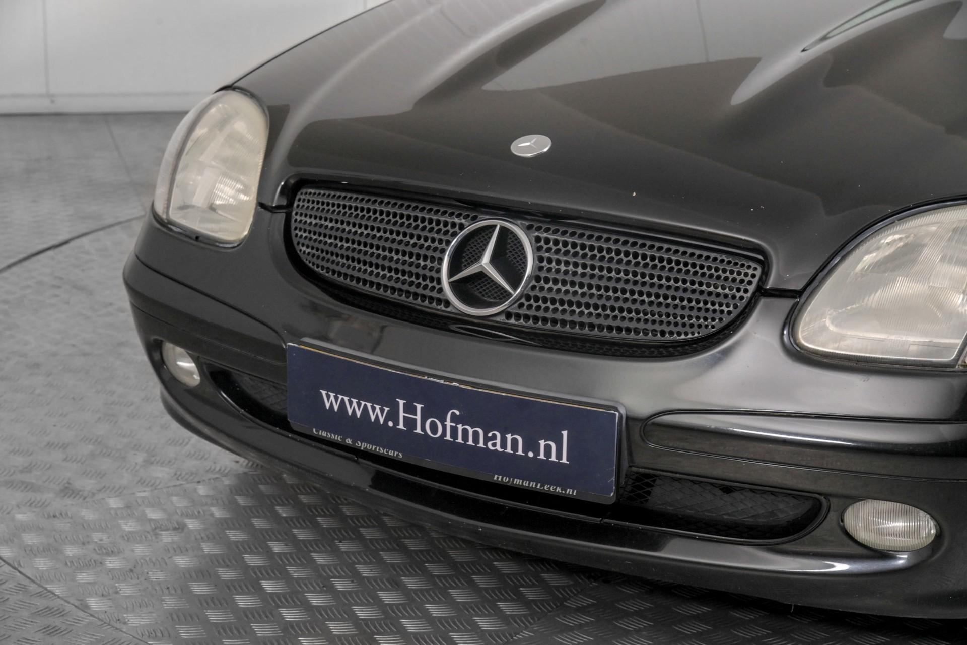 Mercedes-Benz SLK 230 K. Foto 23