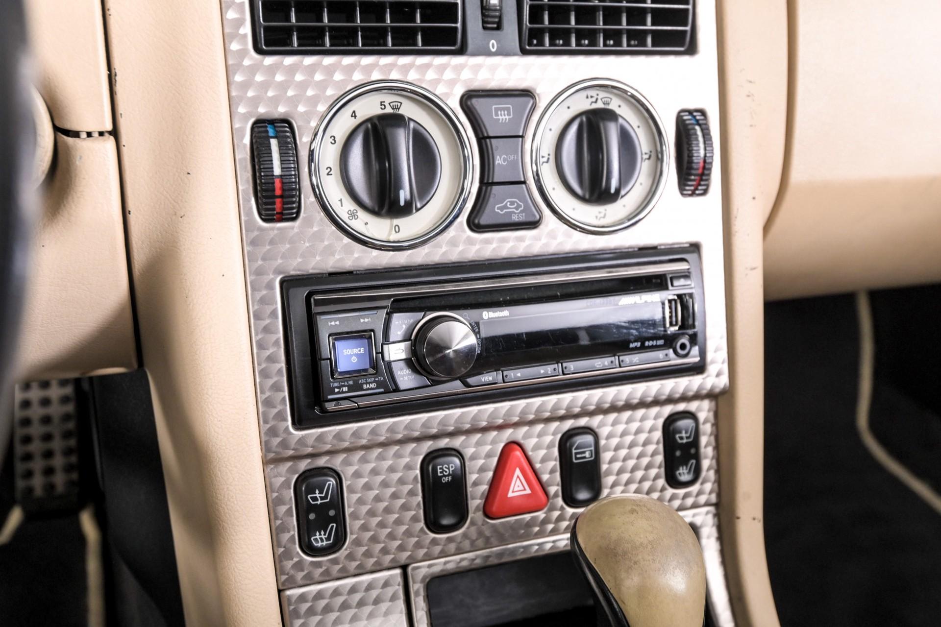 Mercedes-Benz SLK 230 K. Foto 25