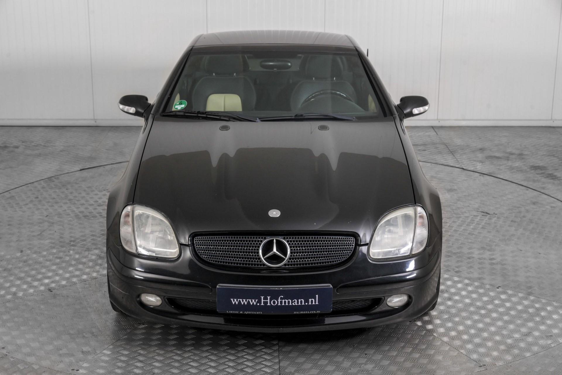Mercedes-Benz SLK 230 K. Foto 27