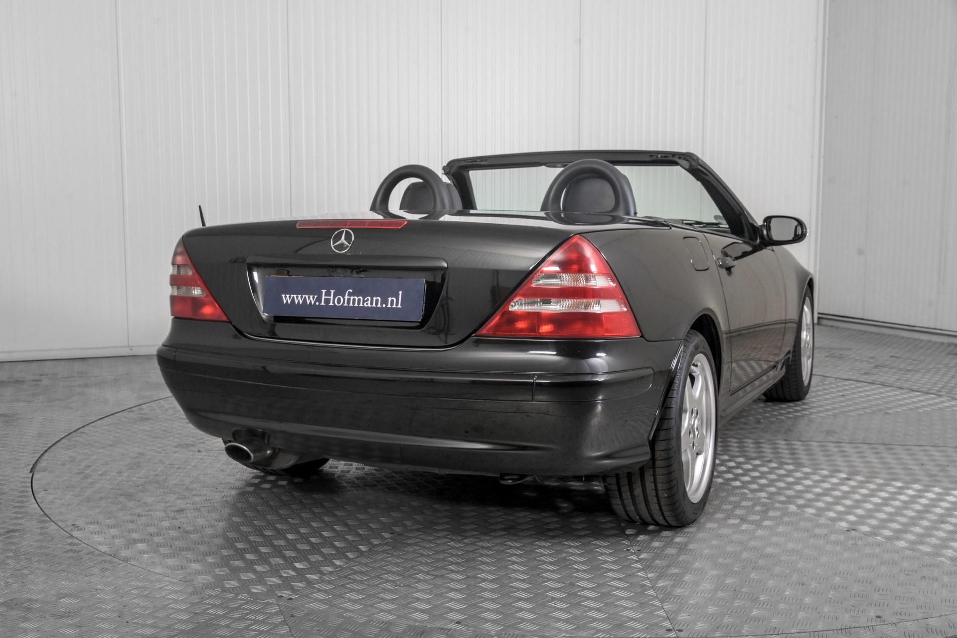 Mercedes-Benz SLK 230 K. Foto 29