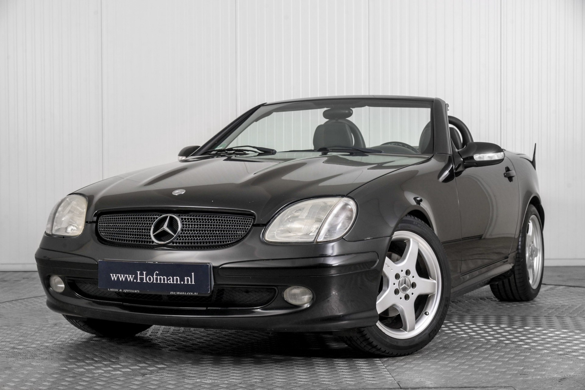 Mercedes-Benz SLK 230 K. Foto 3