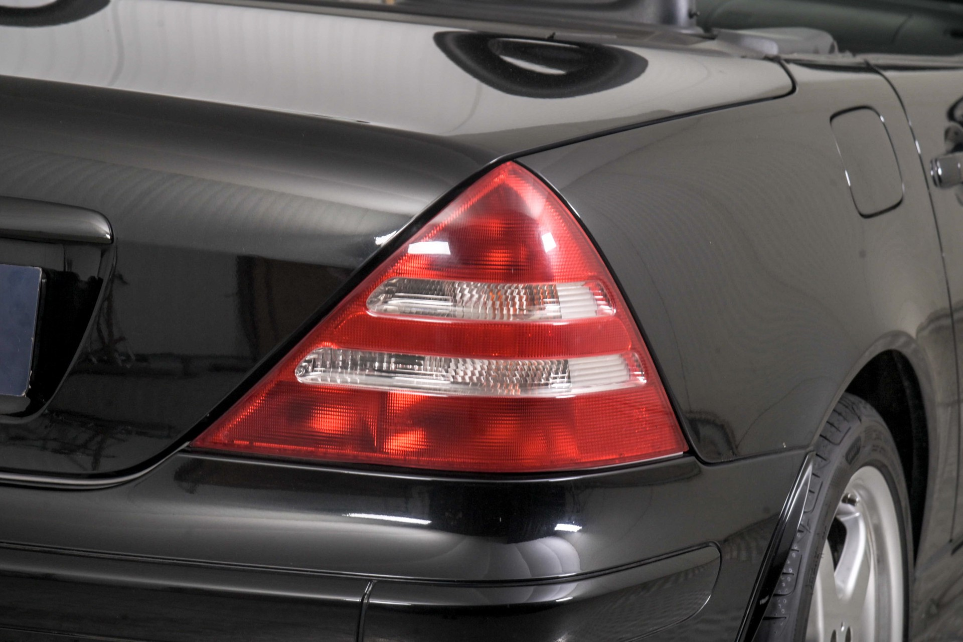 Mercedes-Benz SLK 230 K. Foto 30