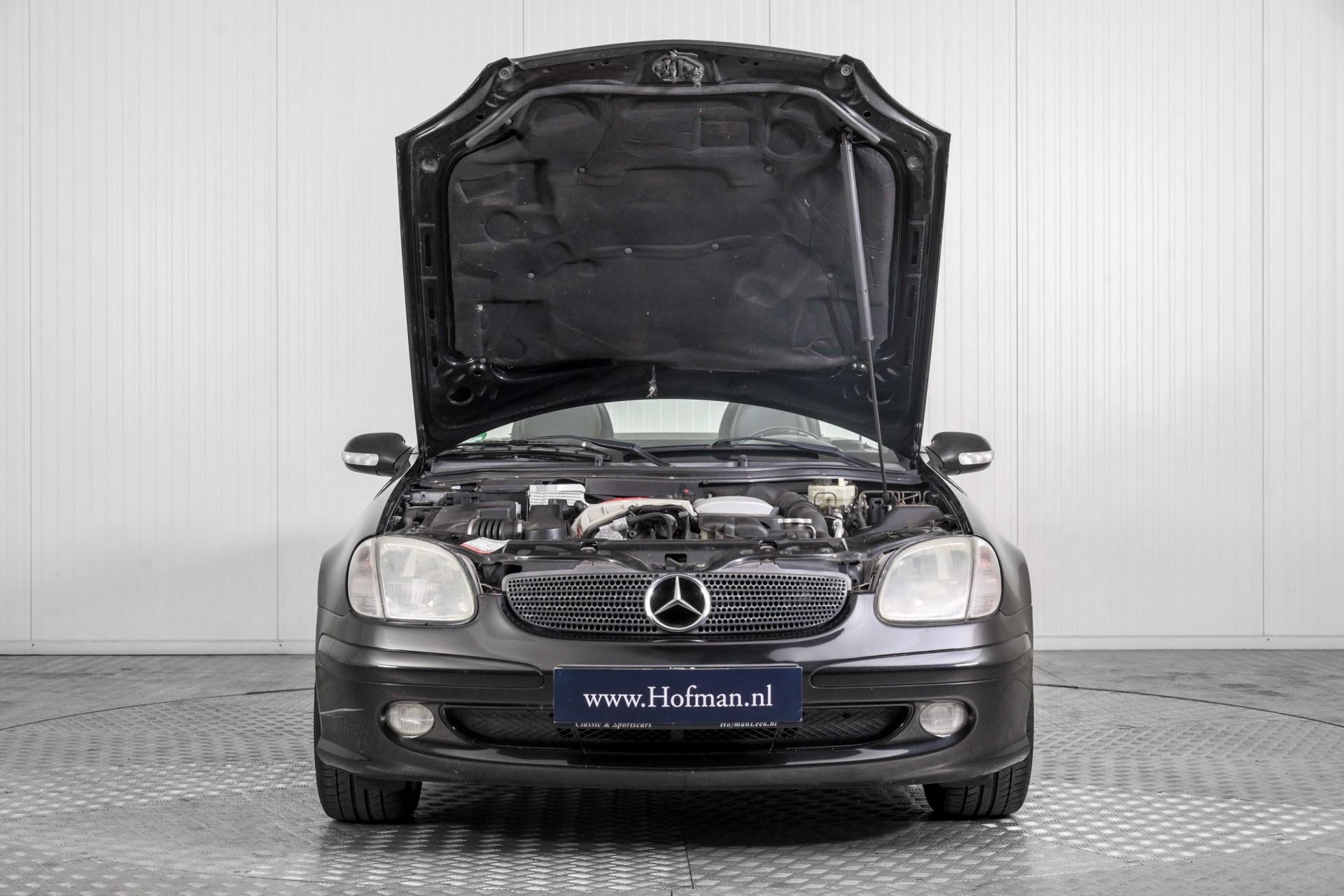 Mercedes-Benz SLK 230 K. Foto 37