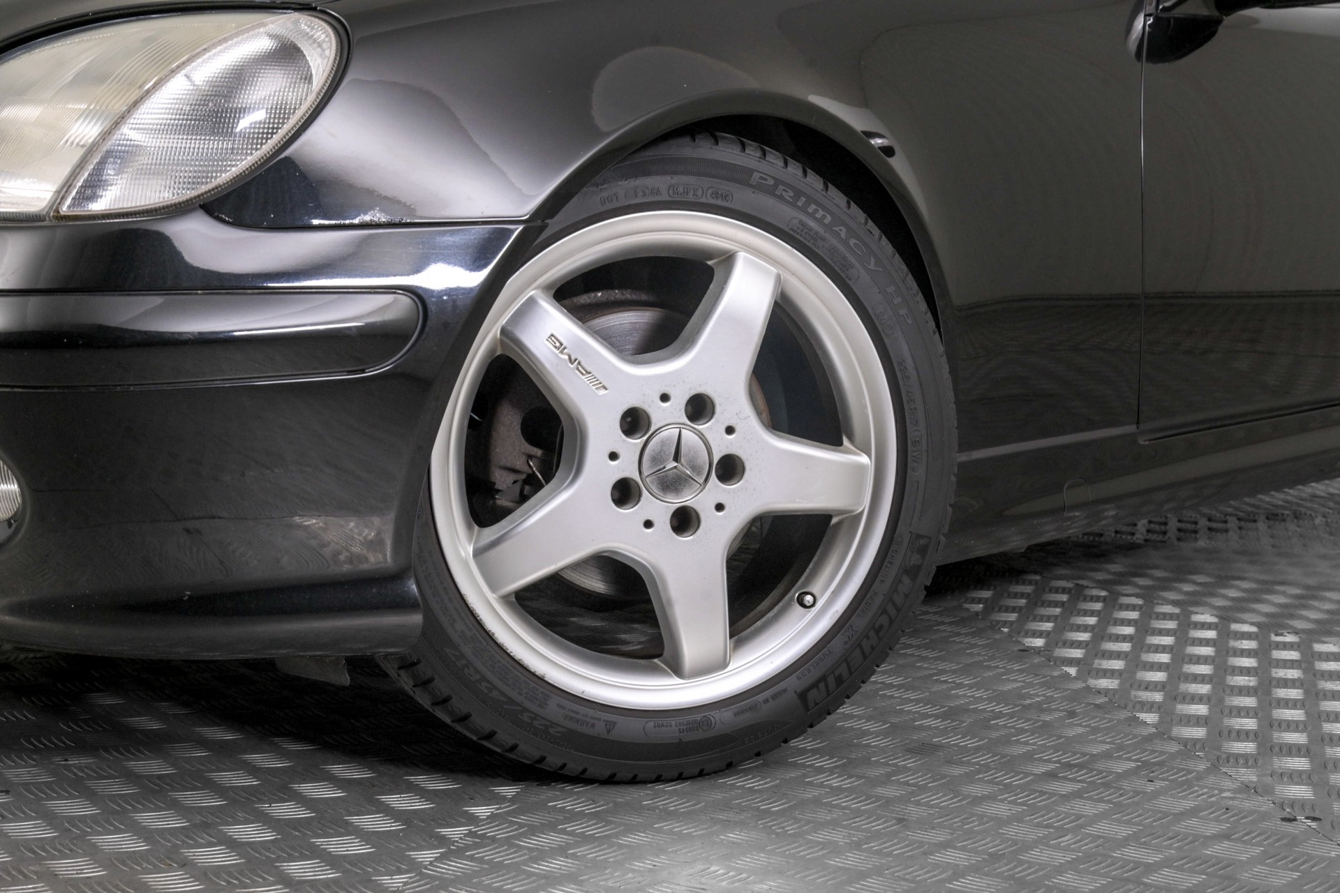 Mercedes-Benz SLK 230 K. Foto 4