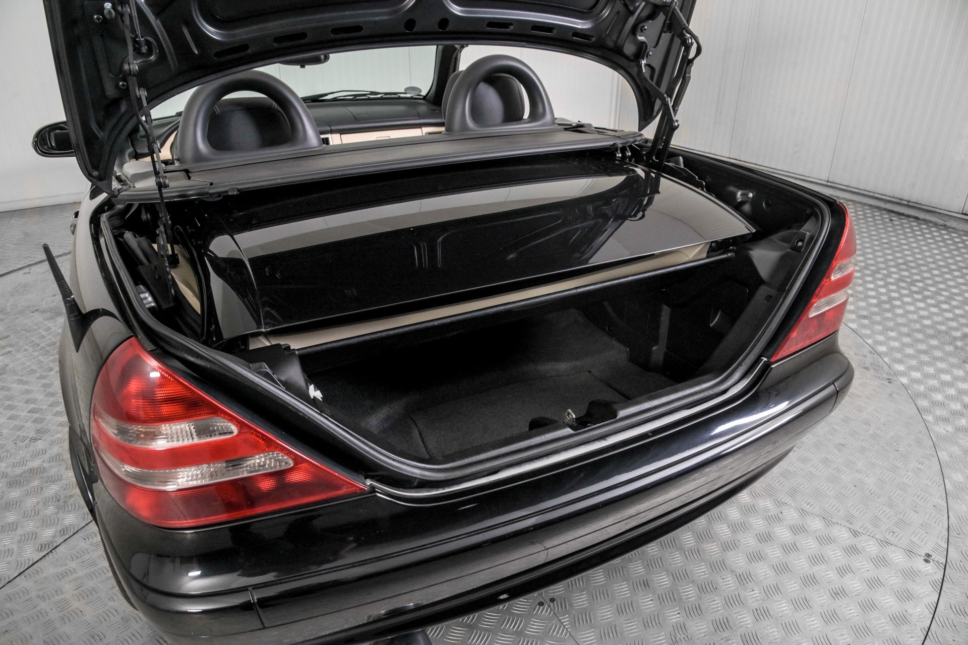 Mercedes-Benz SLK 230 K. Foto 43