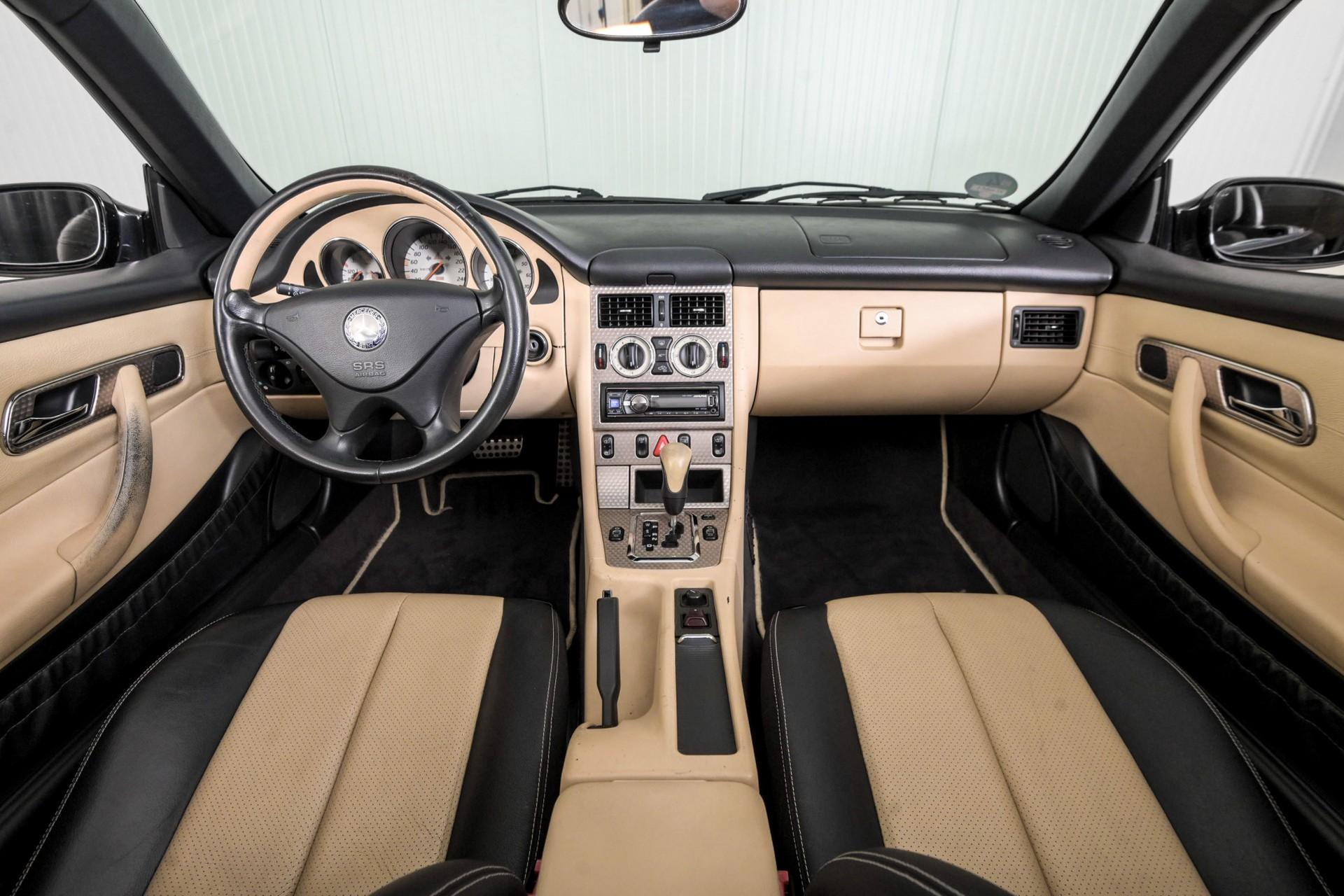 Mercedes-Benz SLK 230 K. Foto 6