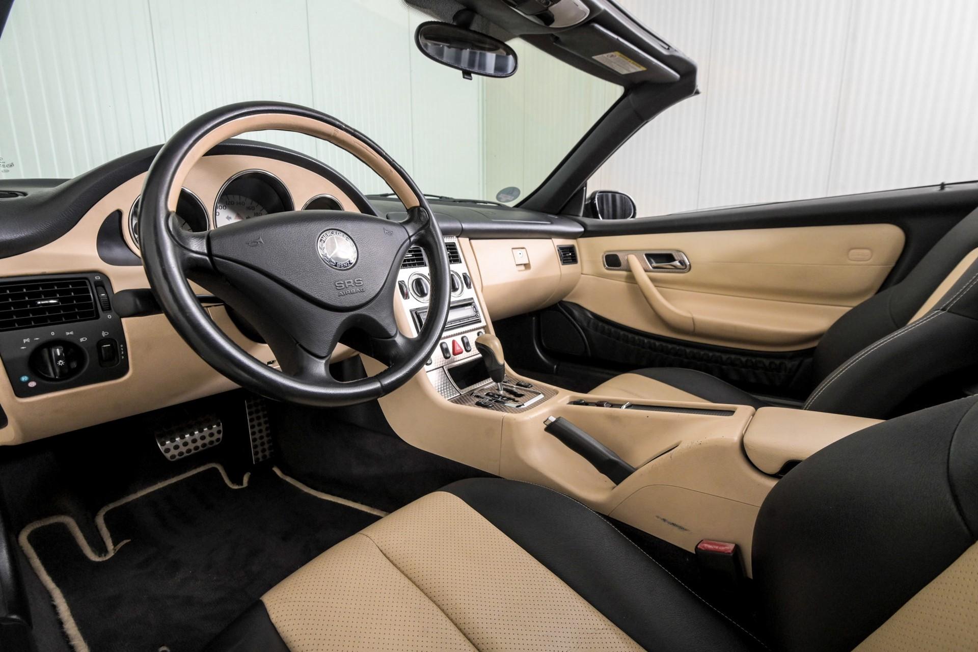 Mercedes-Benz SLK 230 K. Foto 9