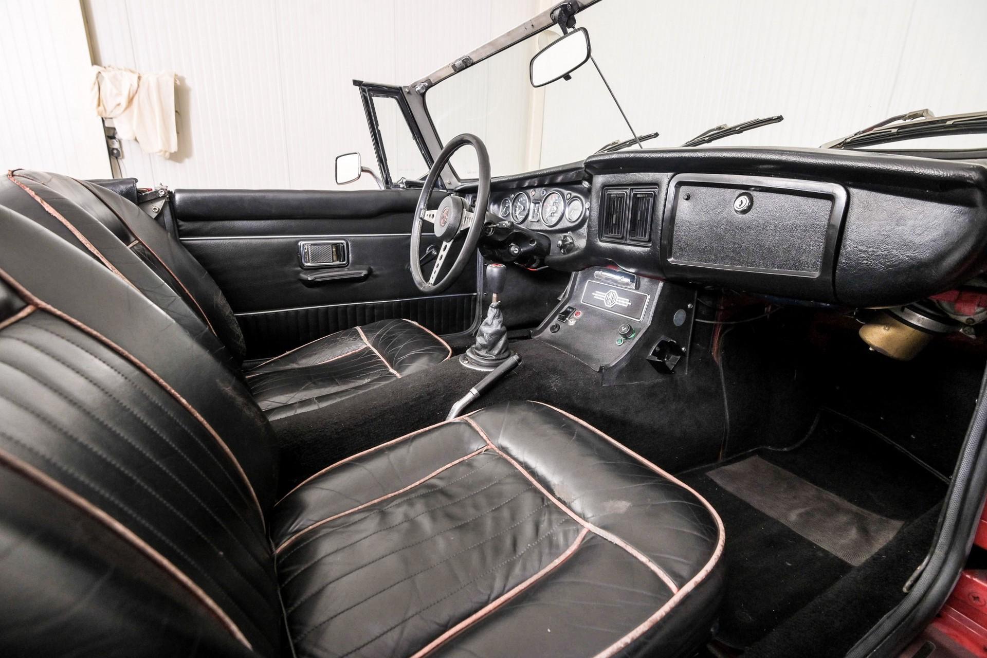 MG B 1.8 Roadster Foto 10