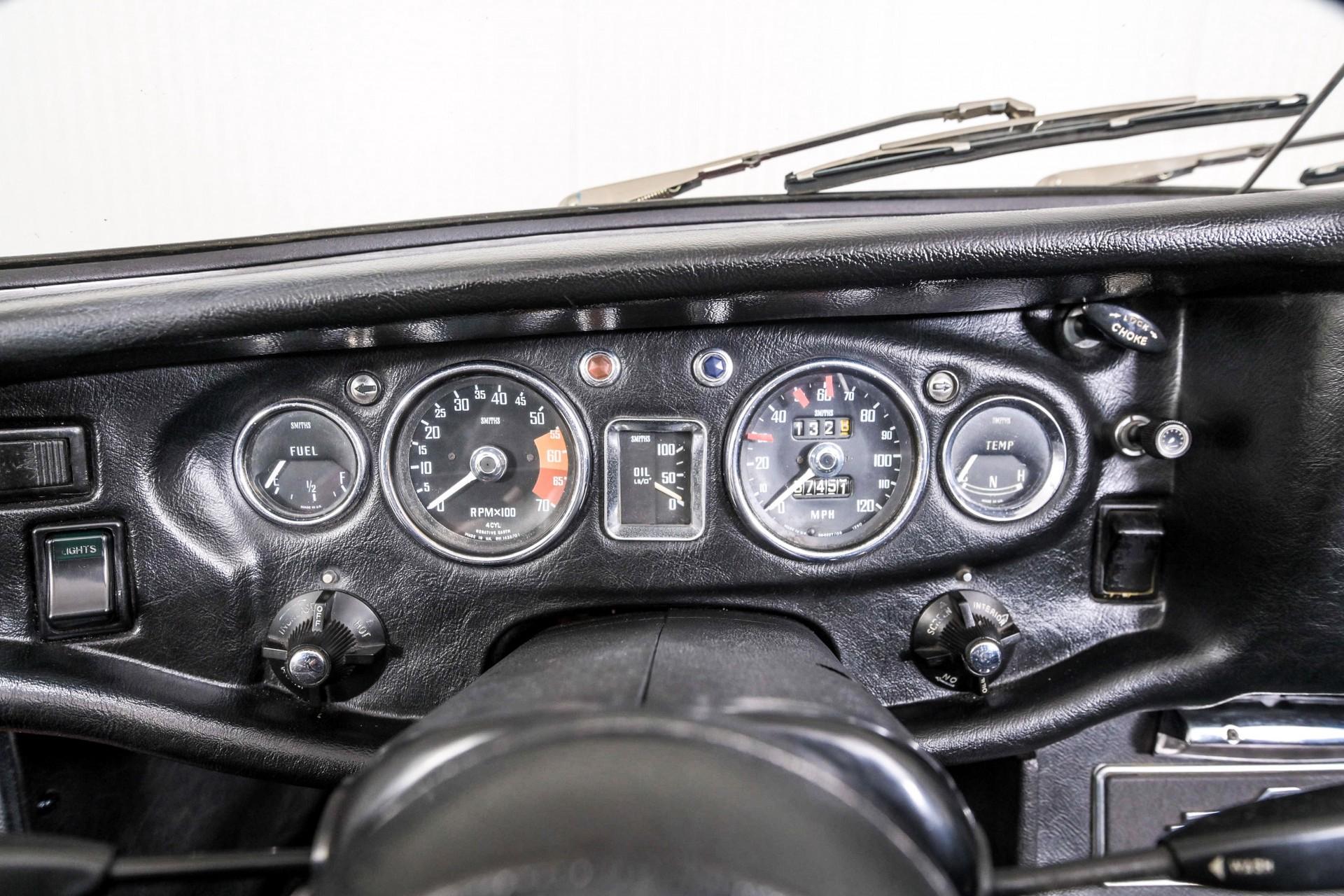 MG B 1.8 Roadster Foto 21