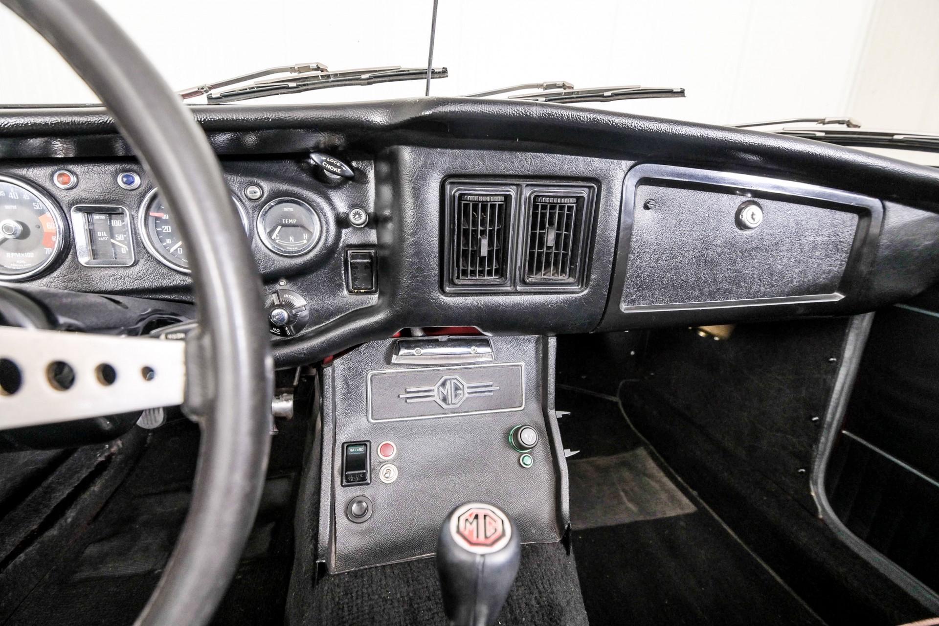 MG B 1.8 Roadster Foto 22