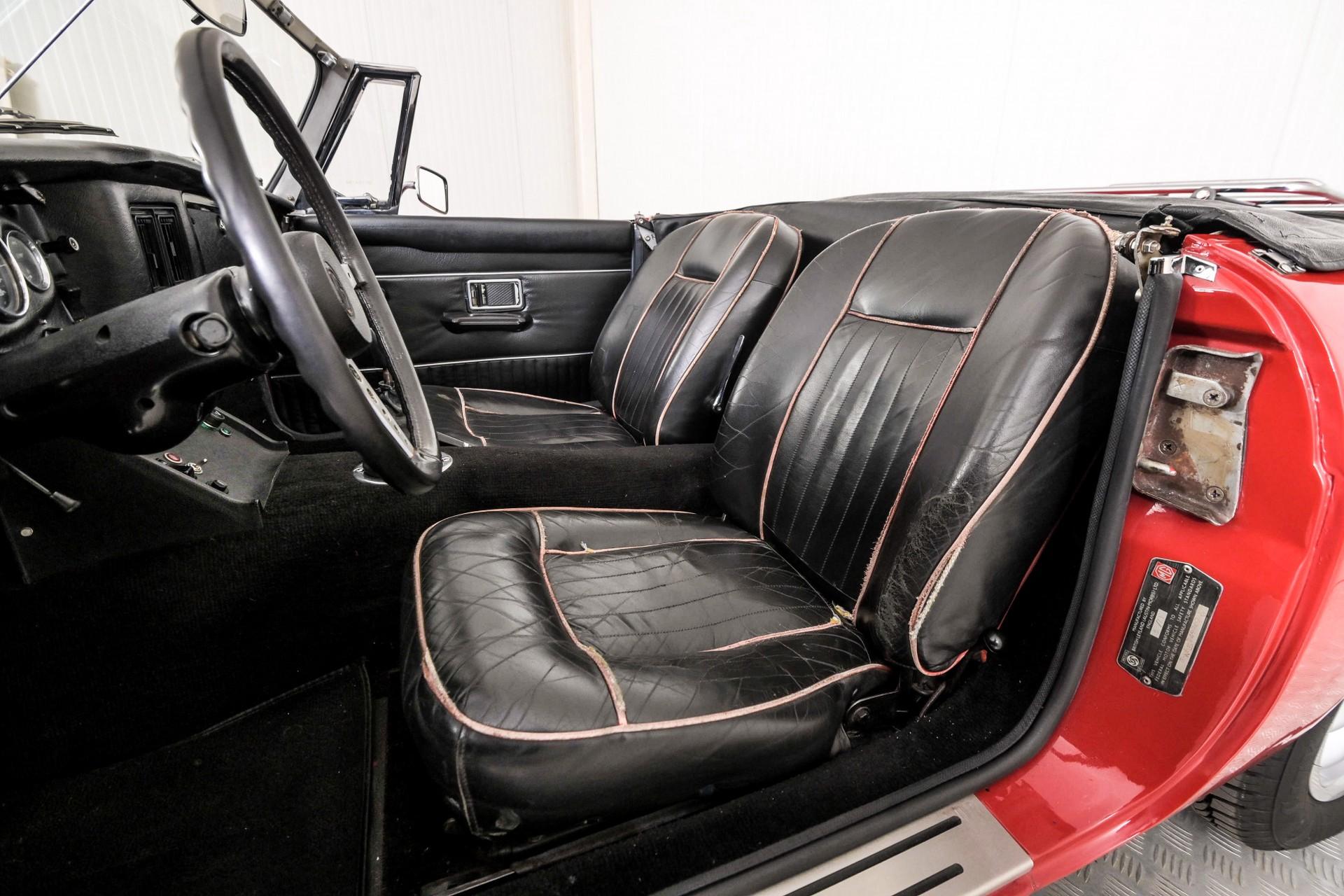 MG B 1.8 Roadster Foto 25