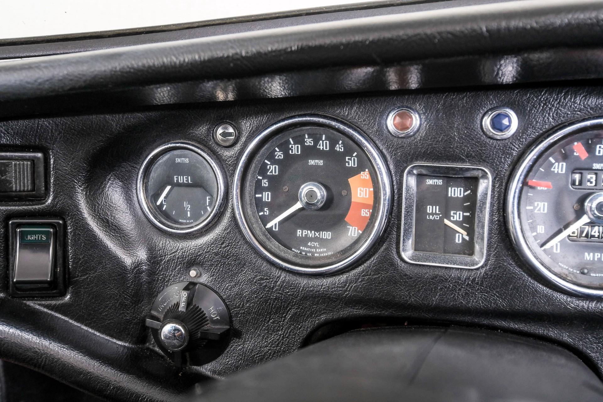 MG B 1.8 Roadster Foto 29