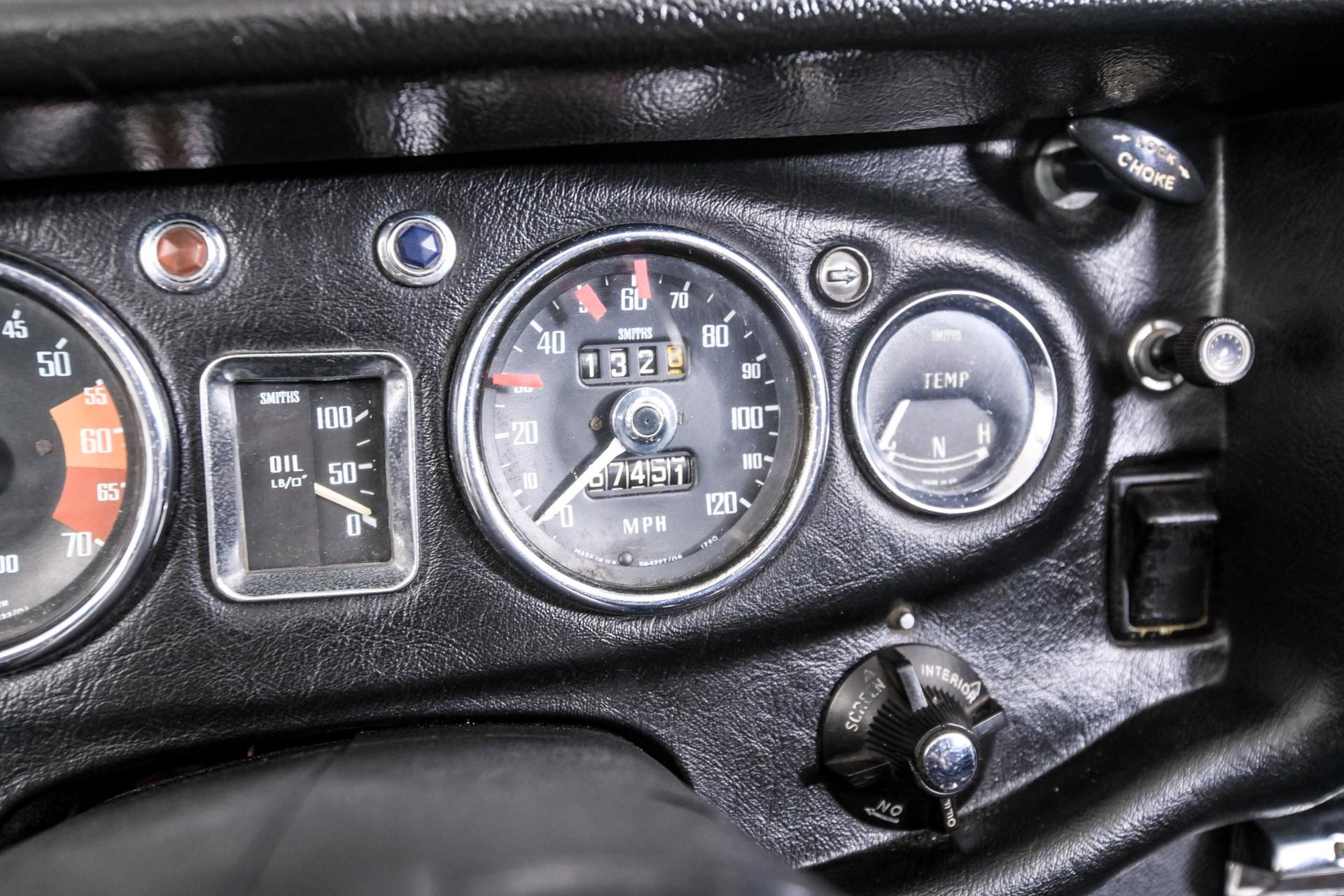 MG B 1.8 Roadster Foto 30