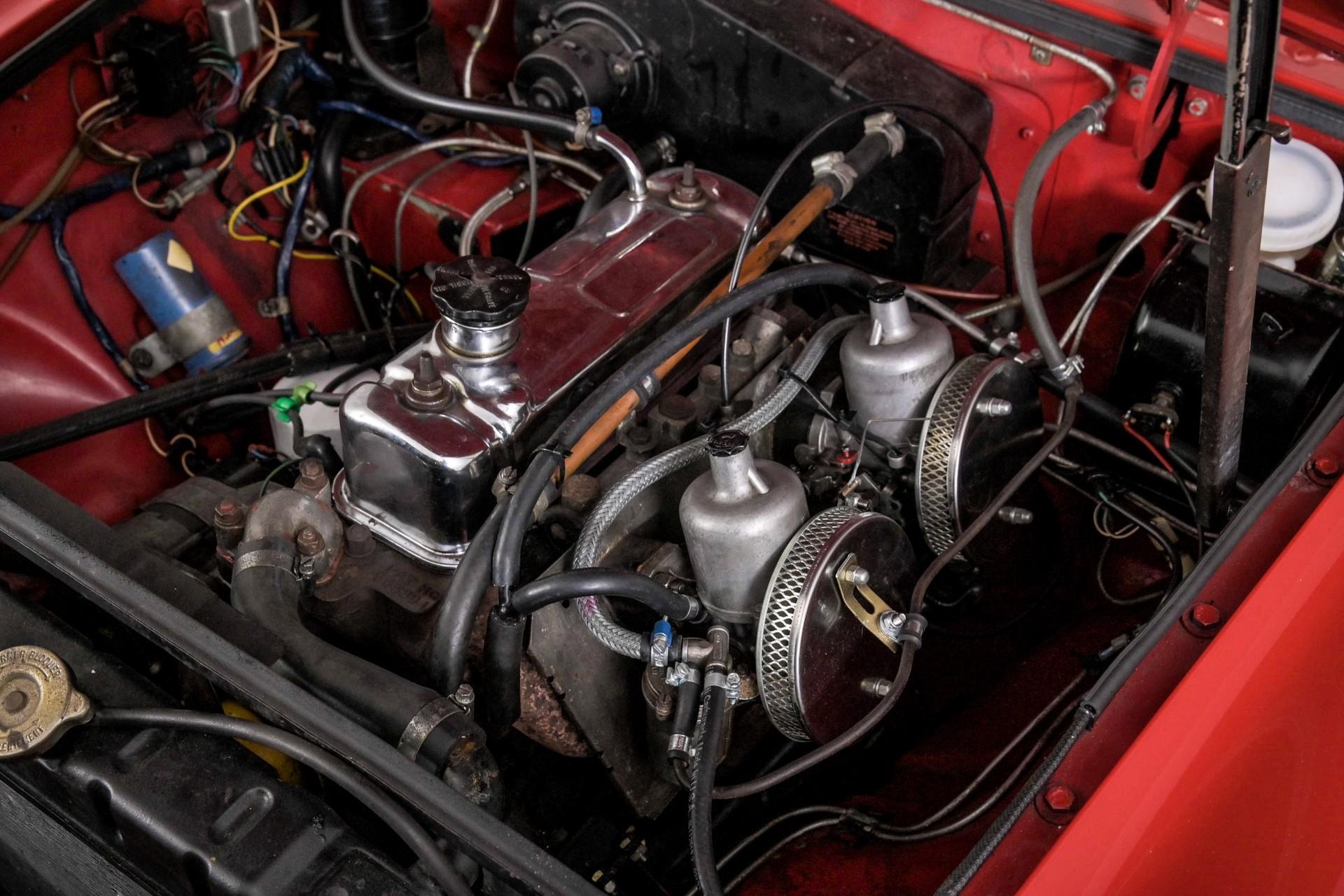 MG B 1.8 Roadster Foto 38