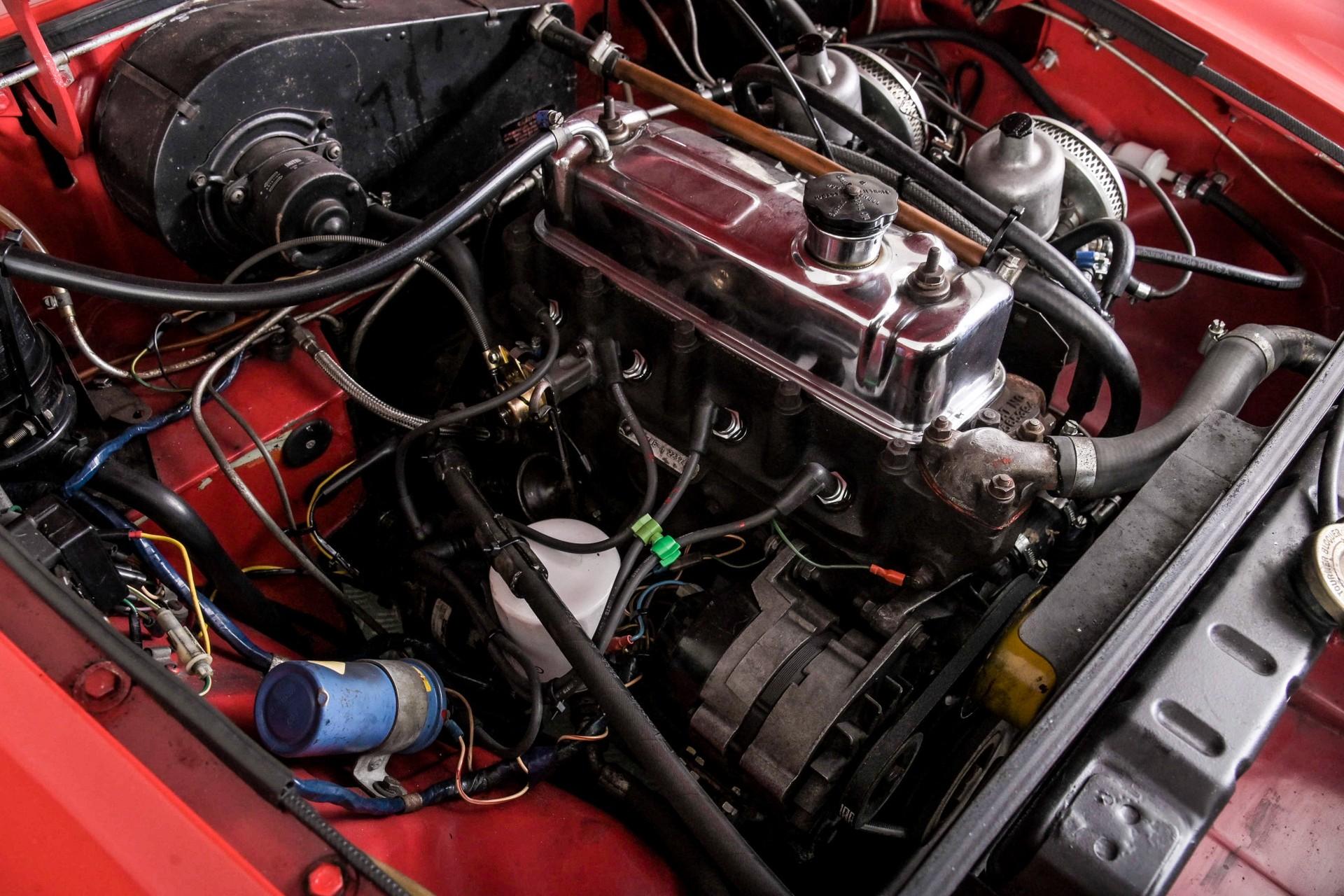 MG B 1.8 Roadster Foto 41