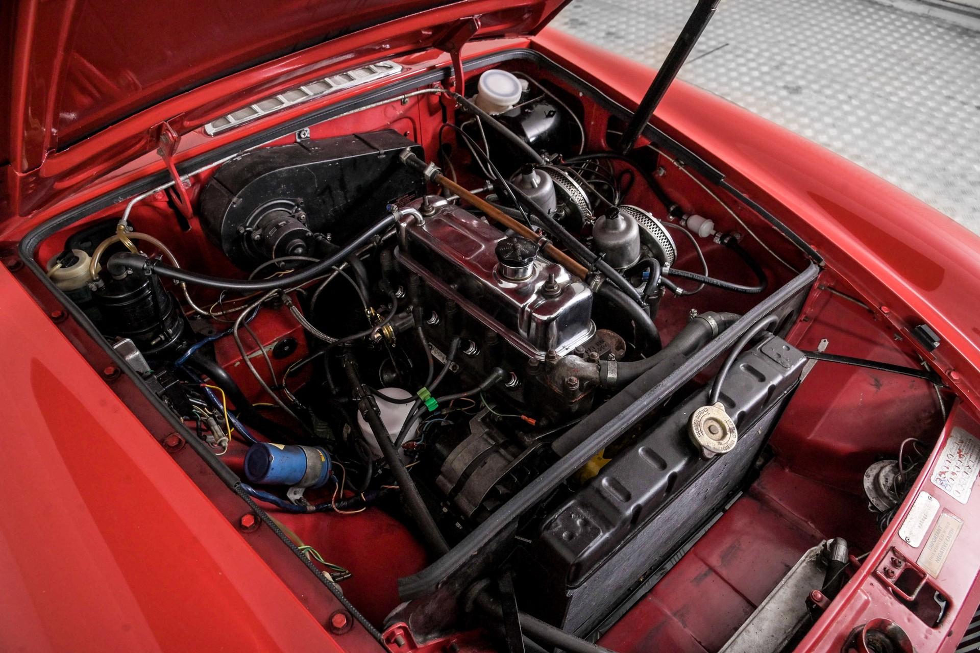 MG B 1.8 Roadster Foto 45