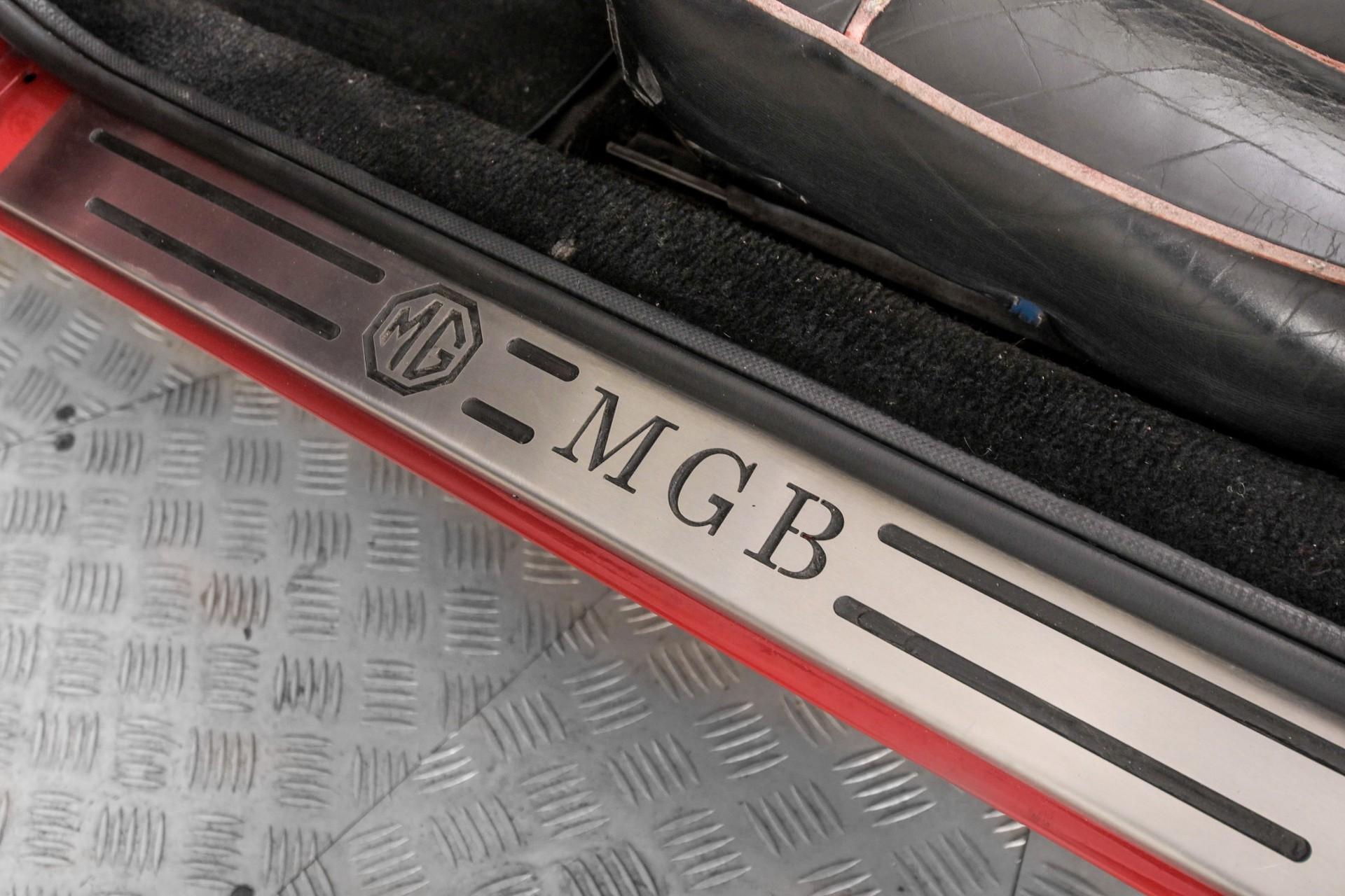 MG B 1.8 Roadster Foto 47