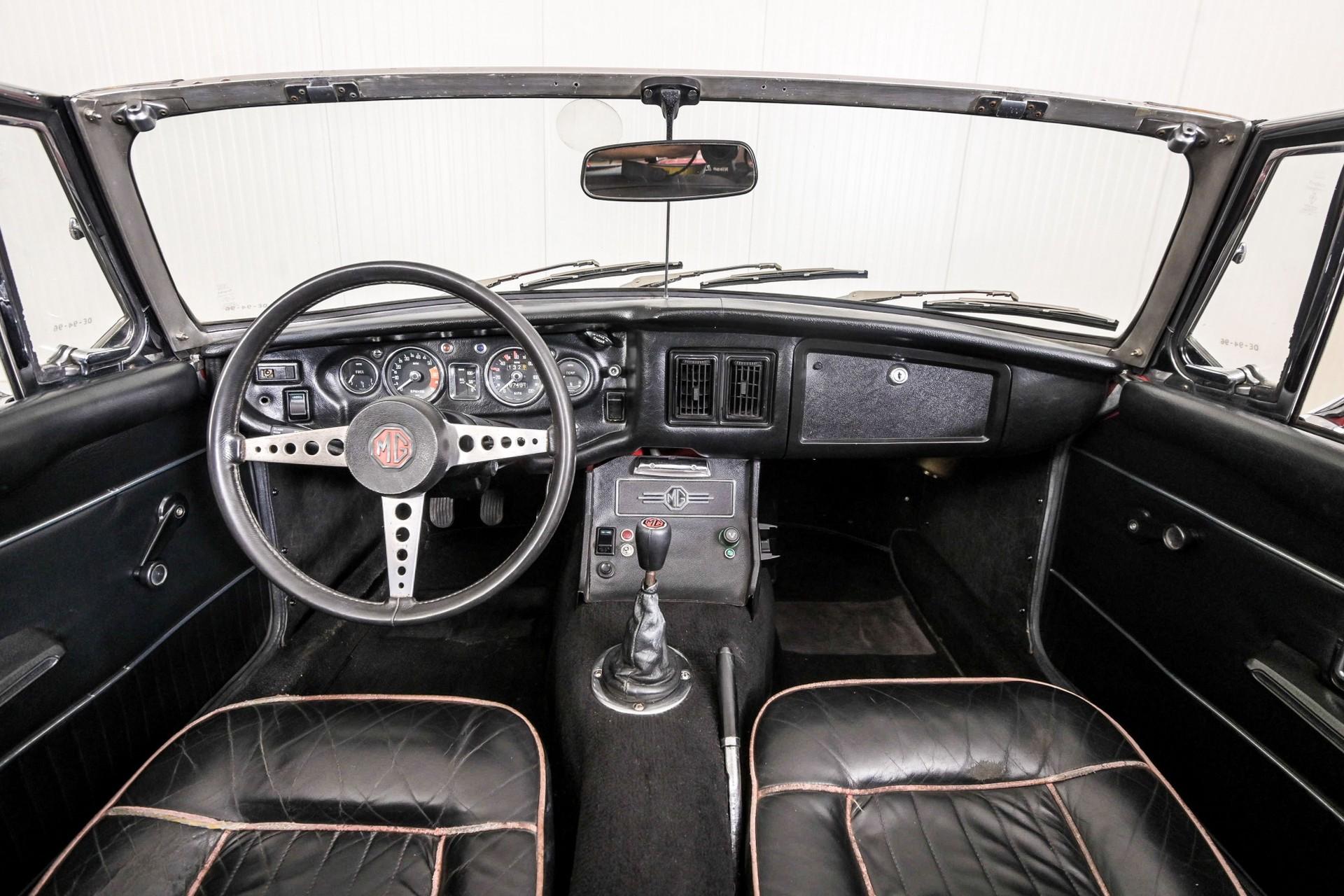 MG B 1.8 Roadster Foto 5