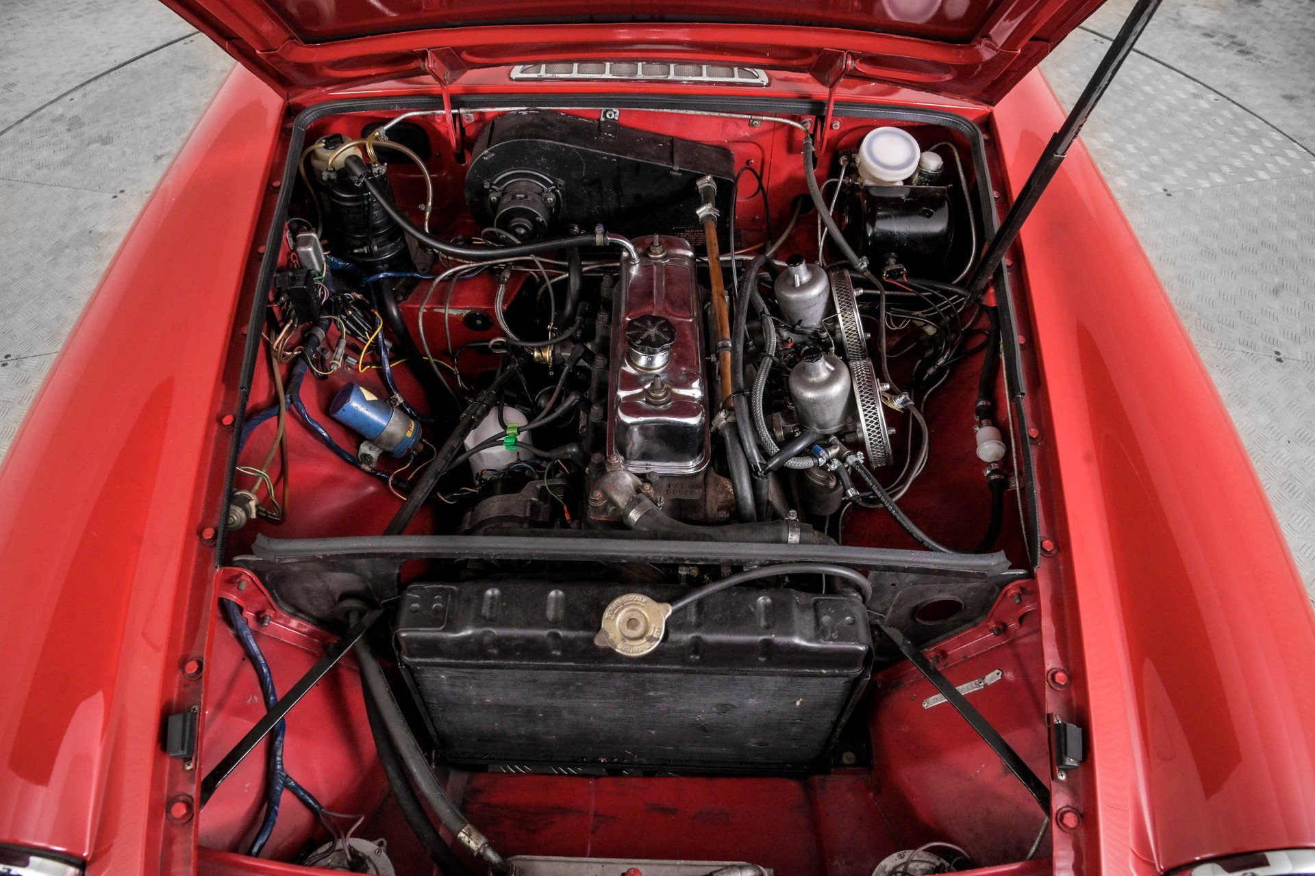 MG B 1.8 Roadster Foto 51