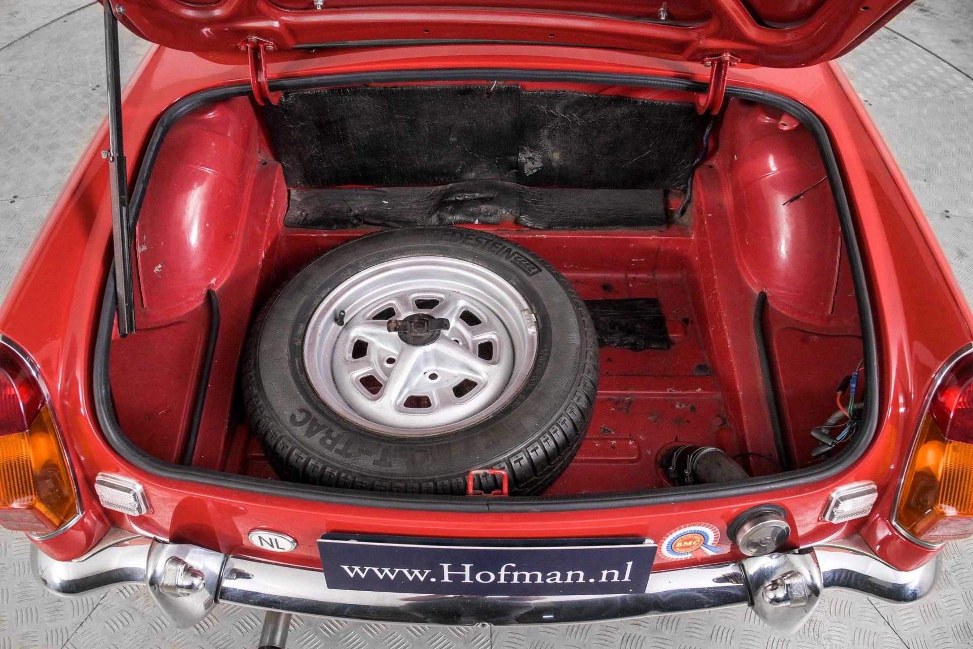 MG B 1.8 Roadster Foto 55
