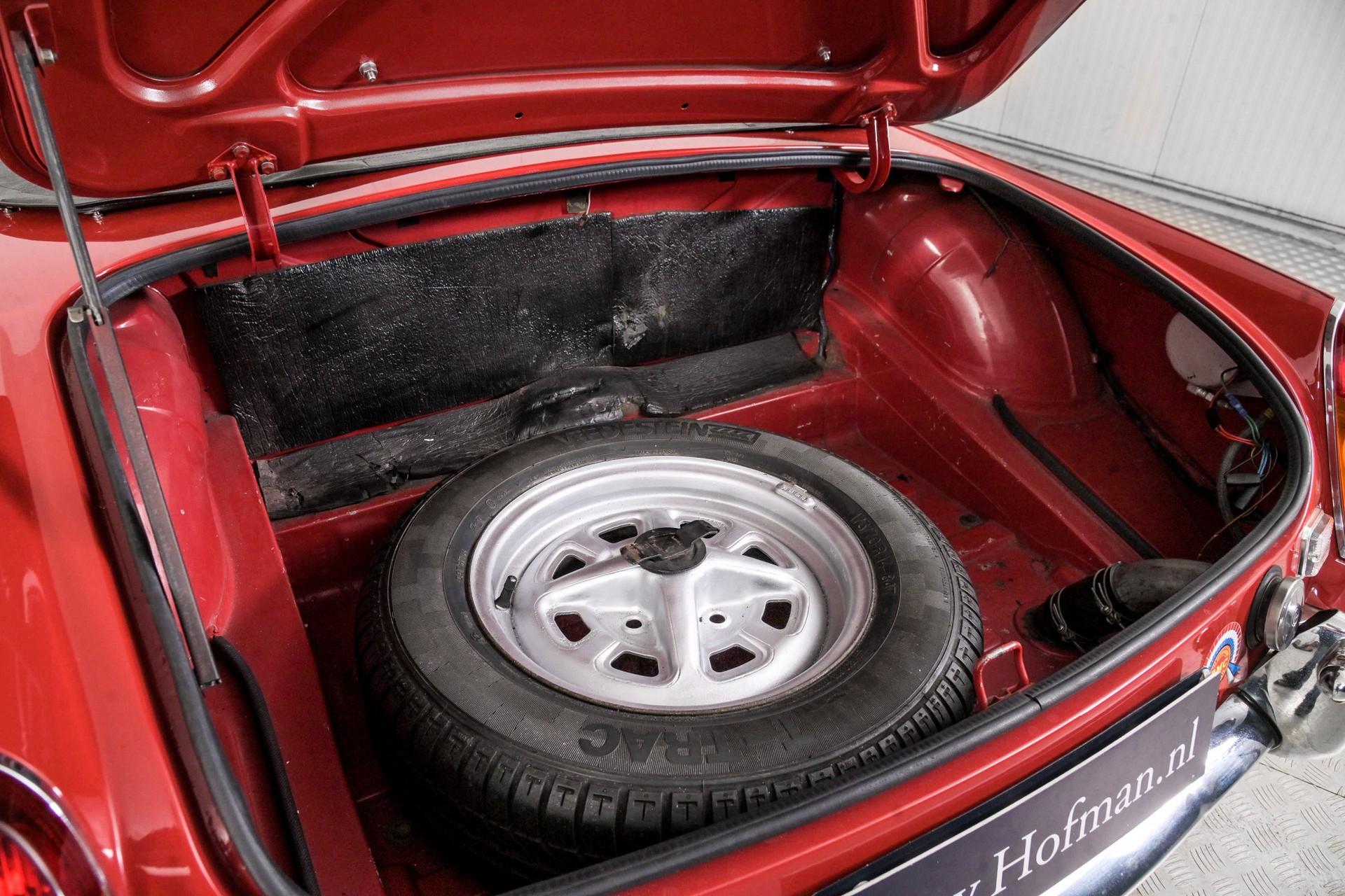 MG B 1.8 Roadster Foto 56