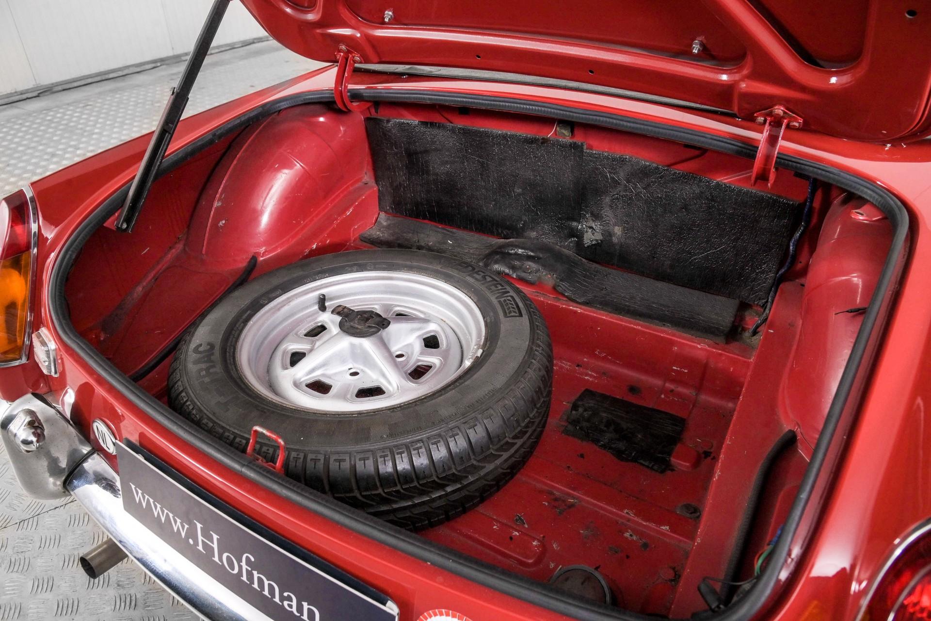 MG B 1.8 Roadster Foto 59