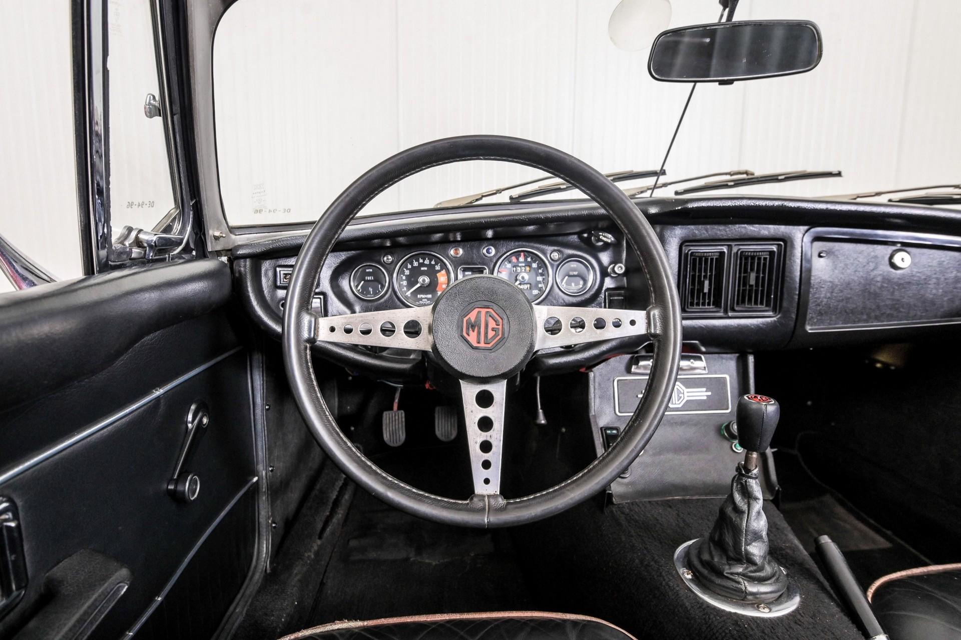MG B 1.8 Roadster Foto 6