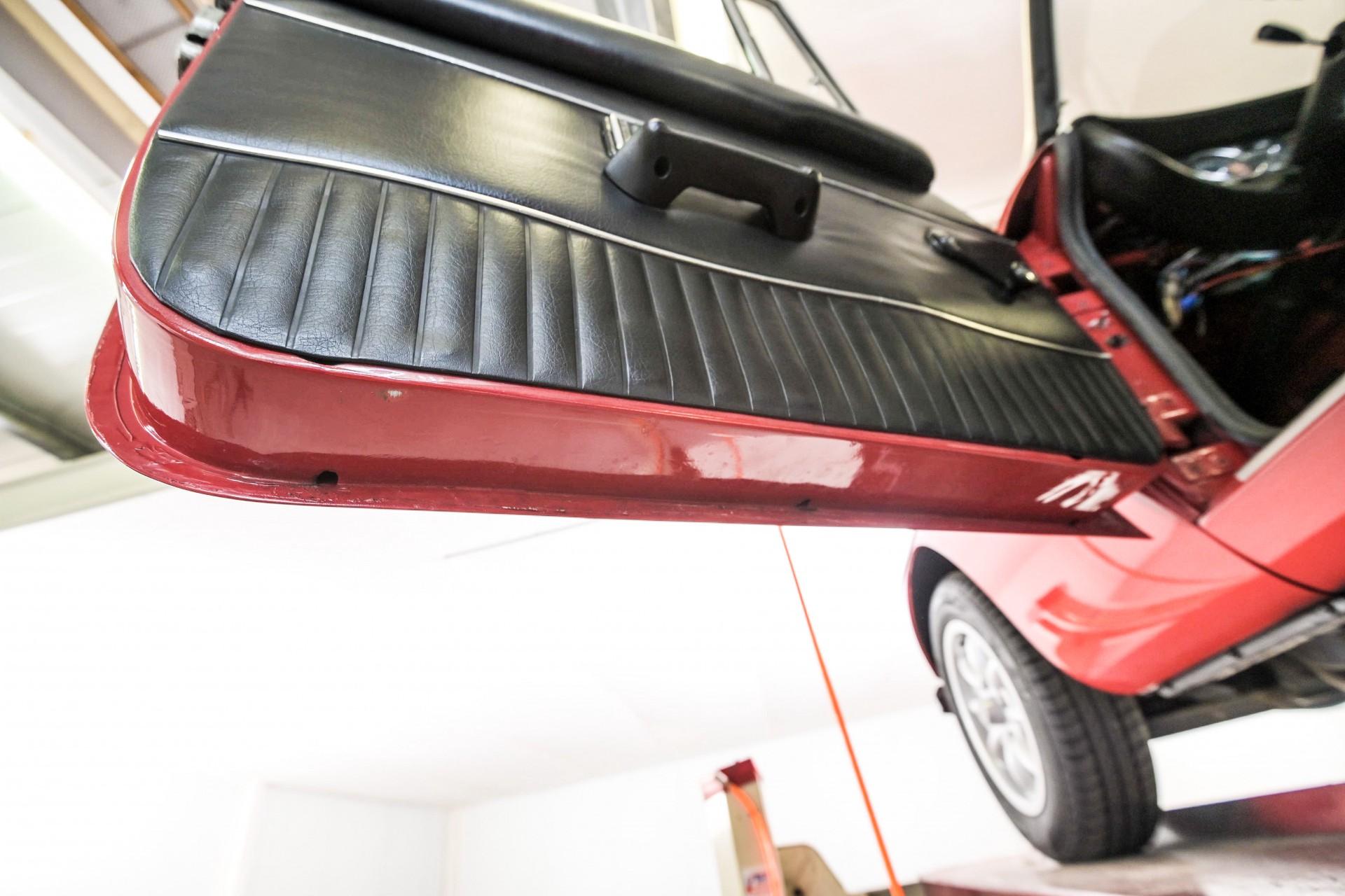 MG B 1.8 Roadster Foto 65