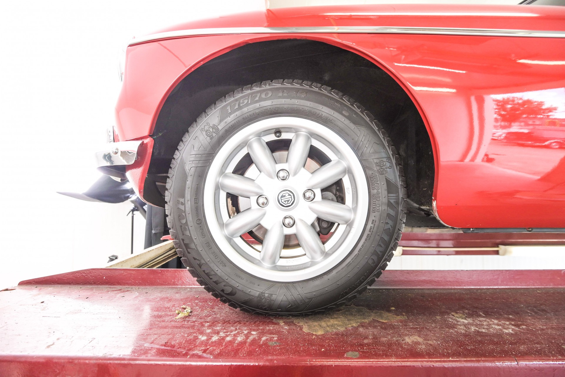 MG B 1.8 Roadster Foto 71