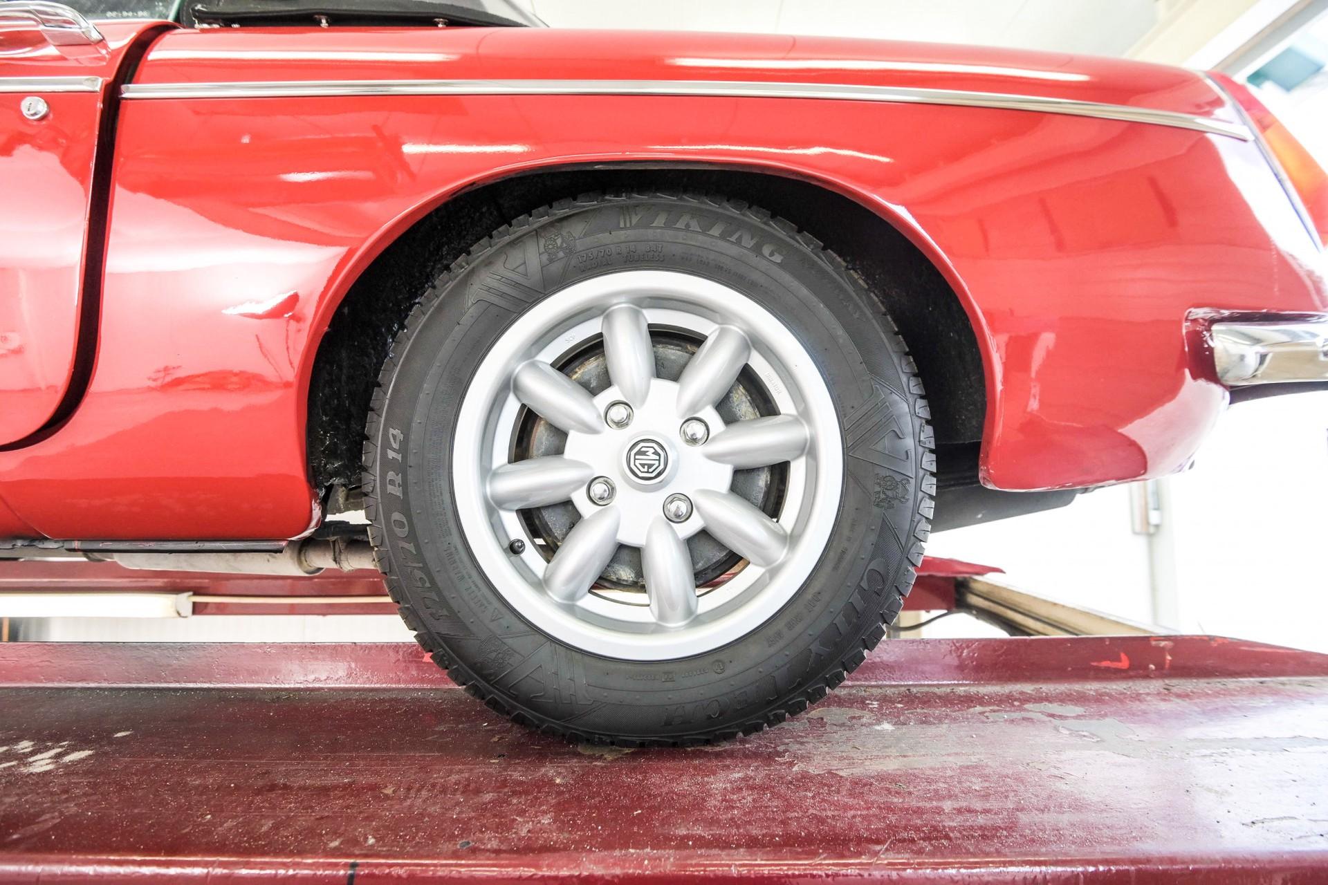 MG B 1.8 Roadster Foto 72