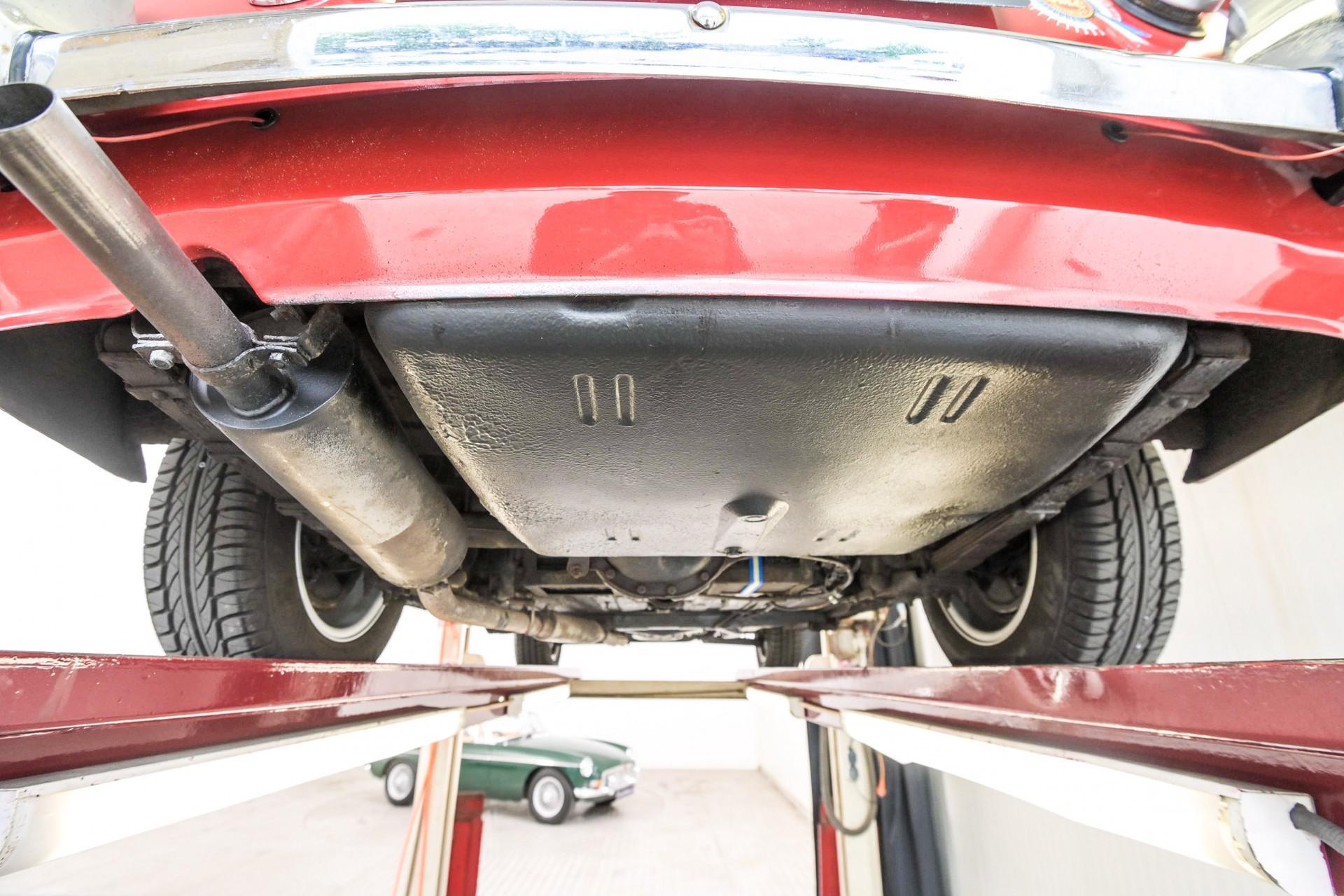 MG B 1.8 Roadster Foto 75