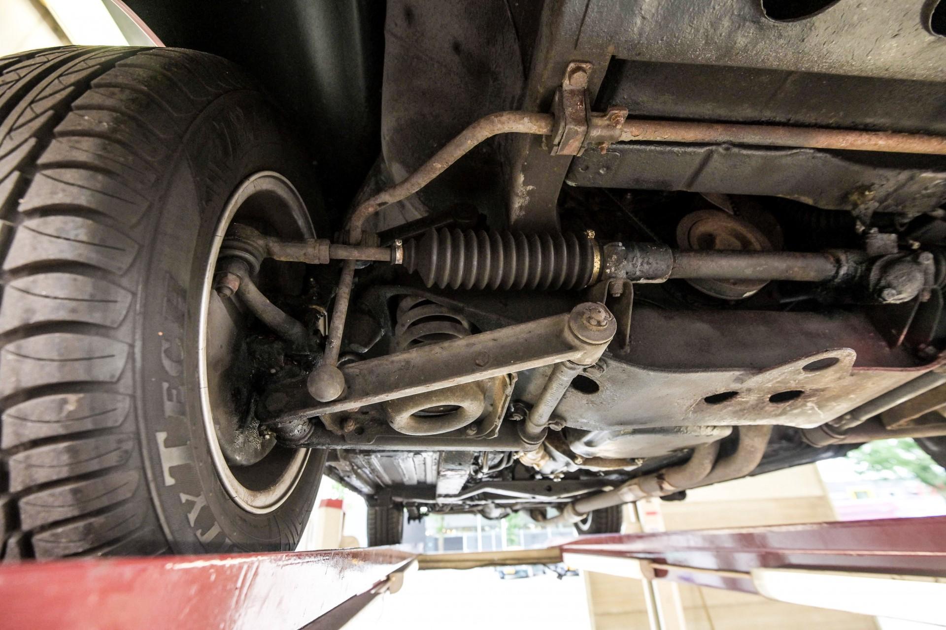 MG B 1.8 Roadster Foto 81