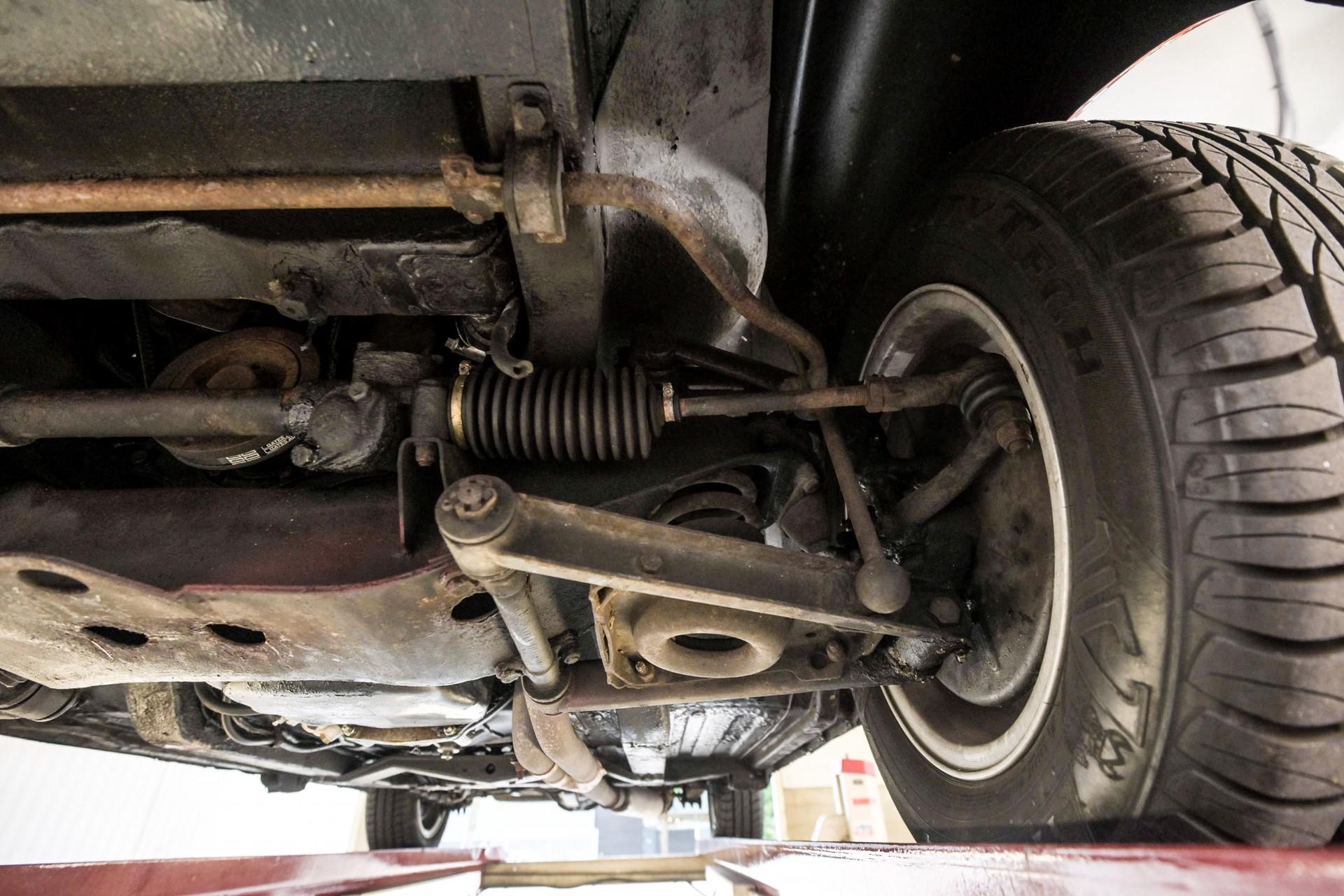 MG B 1.8 Roadster Foto 82