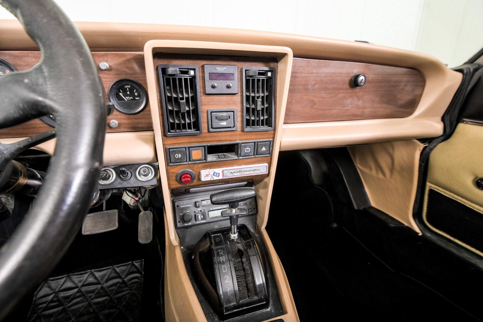 Fiat 124 Spider 2000 Foto 22