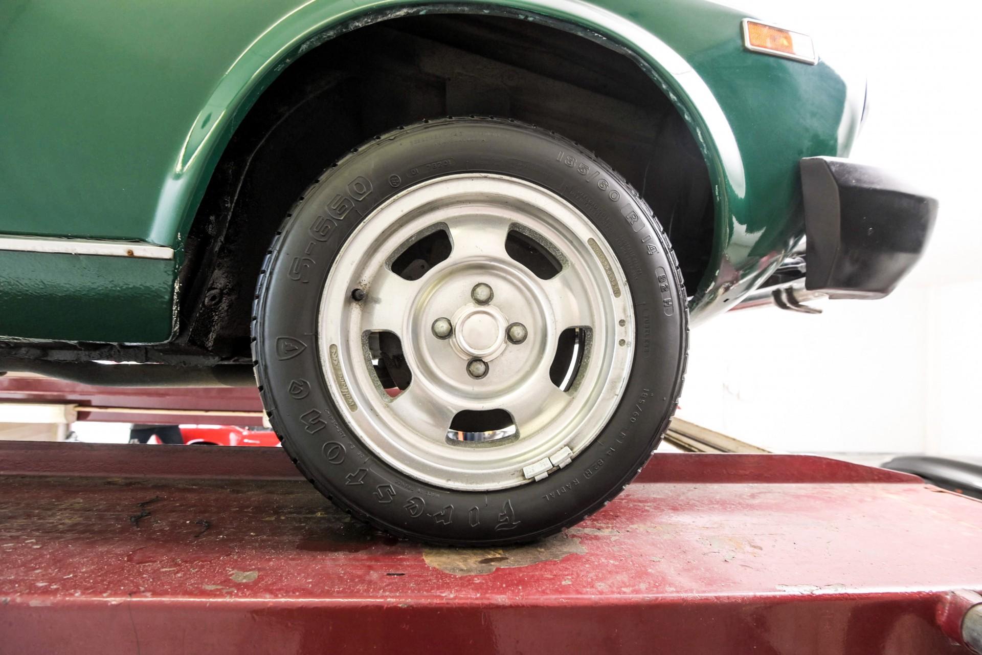 Fiat 124 Spider 2000 Foto 30