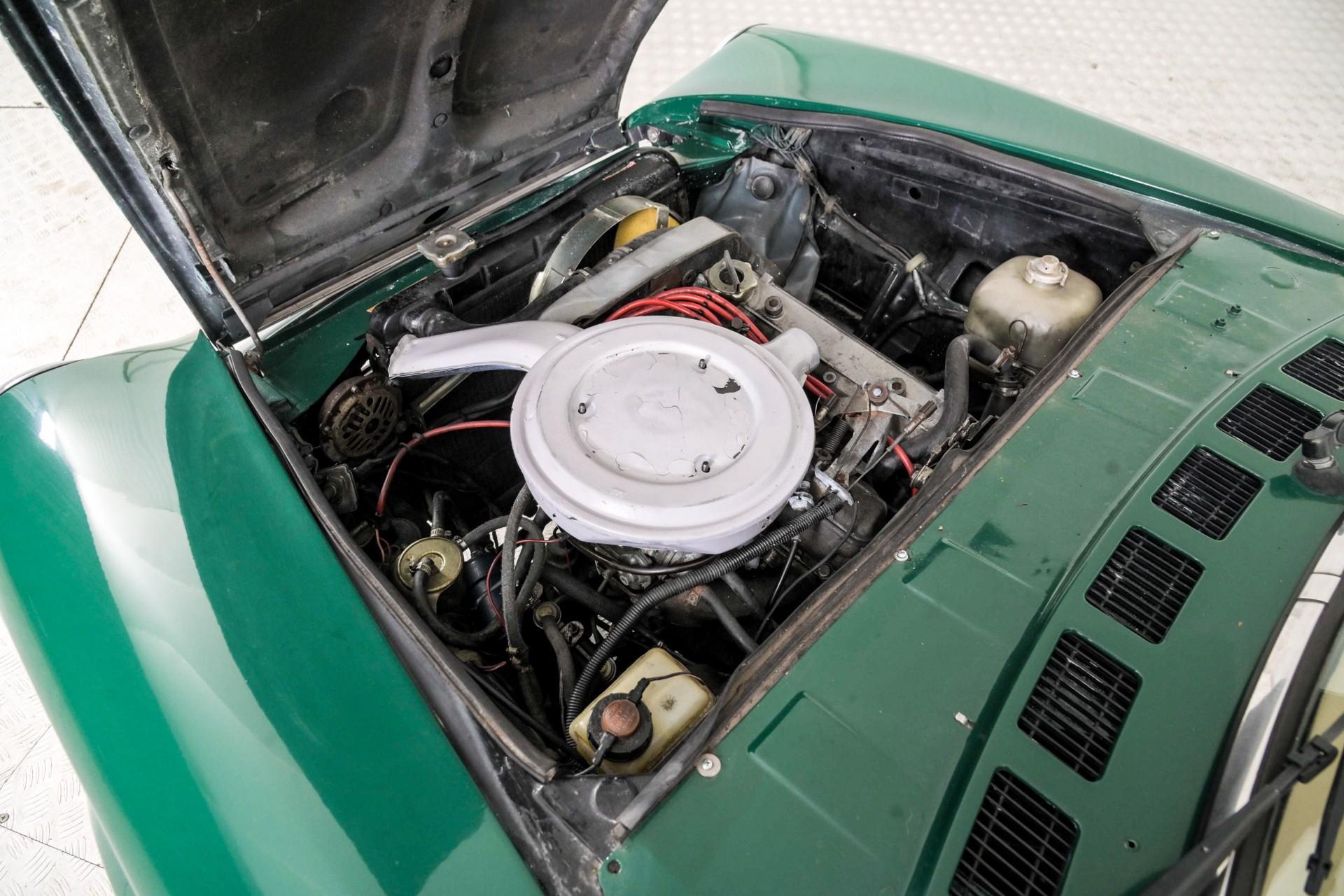 Fiat 124 Spider 2000 Foto 49