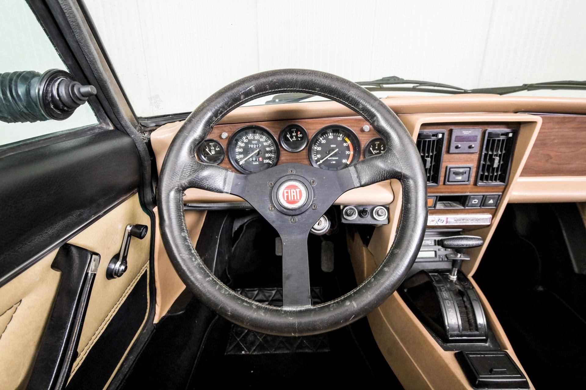 Fiat 124 Spider 2000 Foto 5
