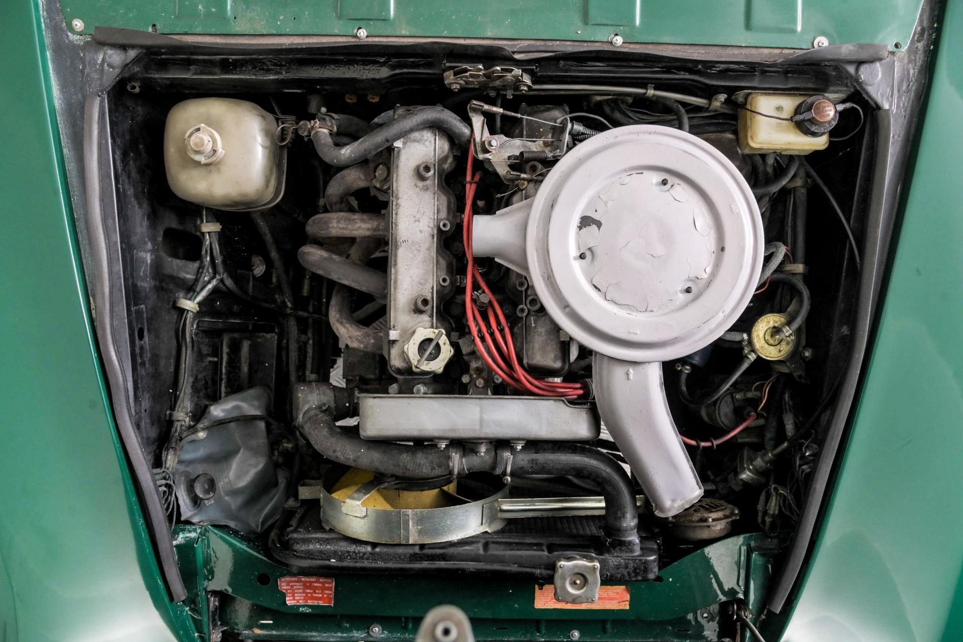 Fiat 124 Spider 2000 Foto 50